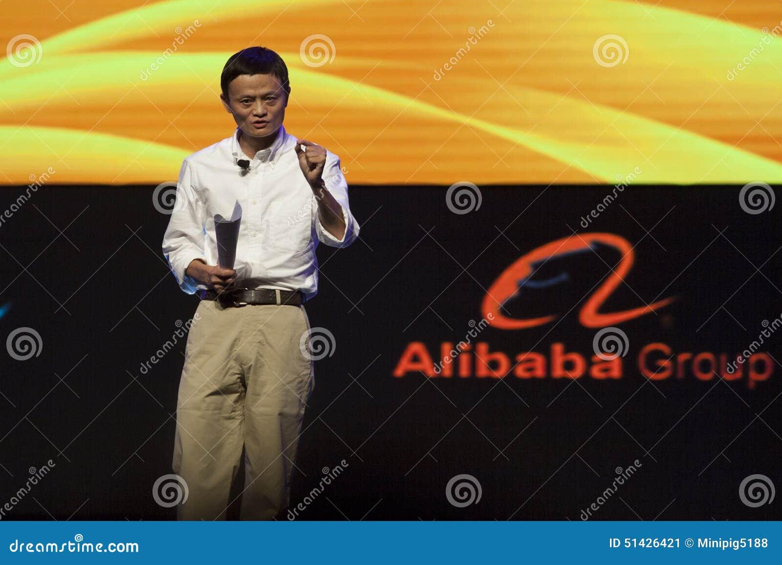 Jack Ma van Alibaba
