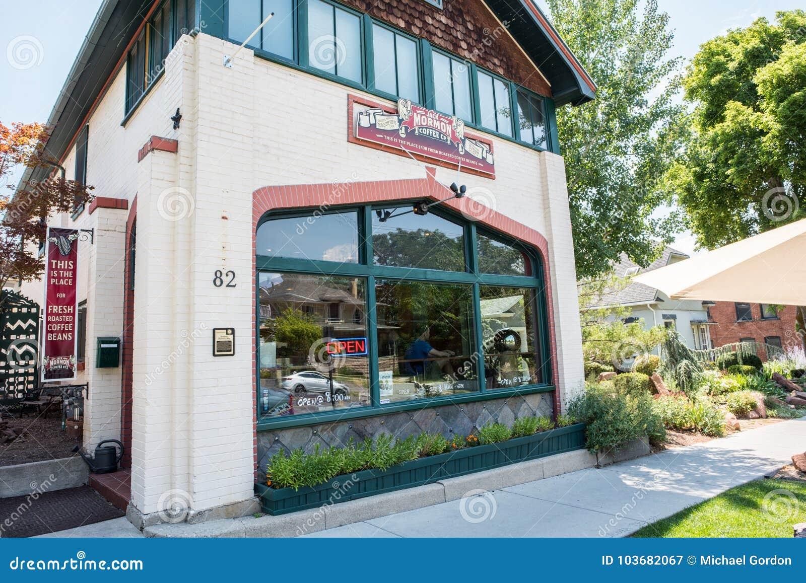 Jack Mormon Coffee Co a Salt Lake City, l Utah