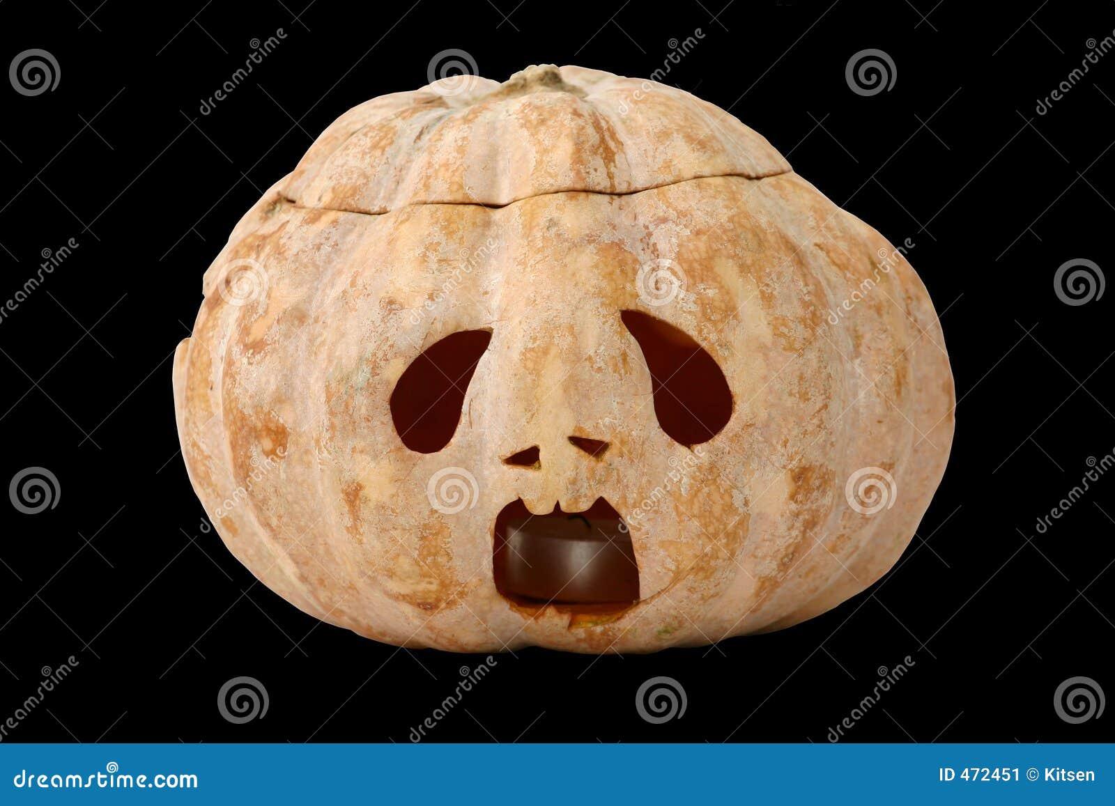 Download Jack-o-lantern stock image. Image of harvest, nourishment - 472451
