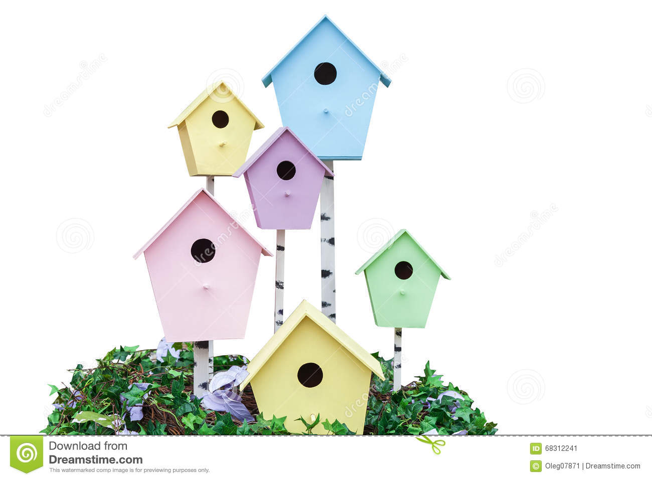 Jack starling house for birds wooden birdhouses in for Different types of birdhouses