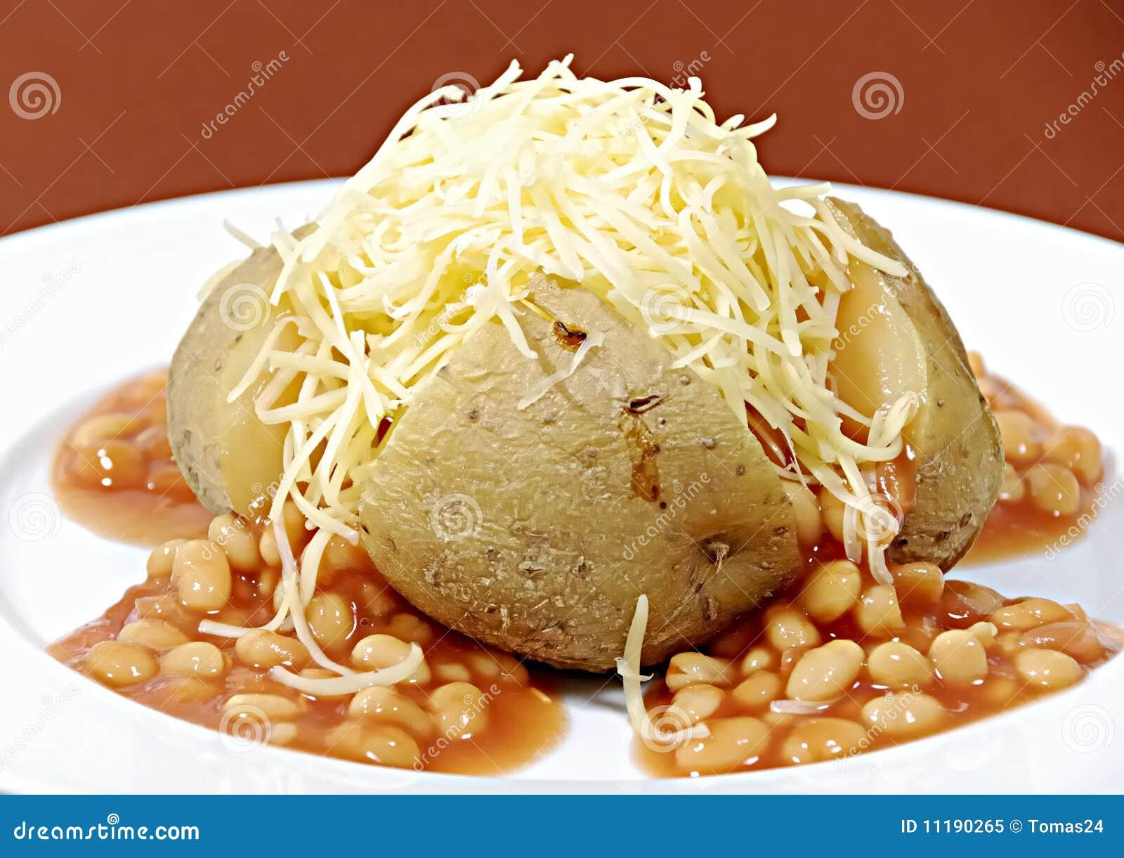Jacket Potato Royalty Free Stock Photo - Image: 11190265
