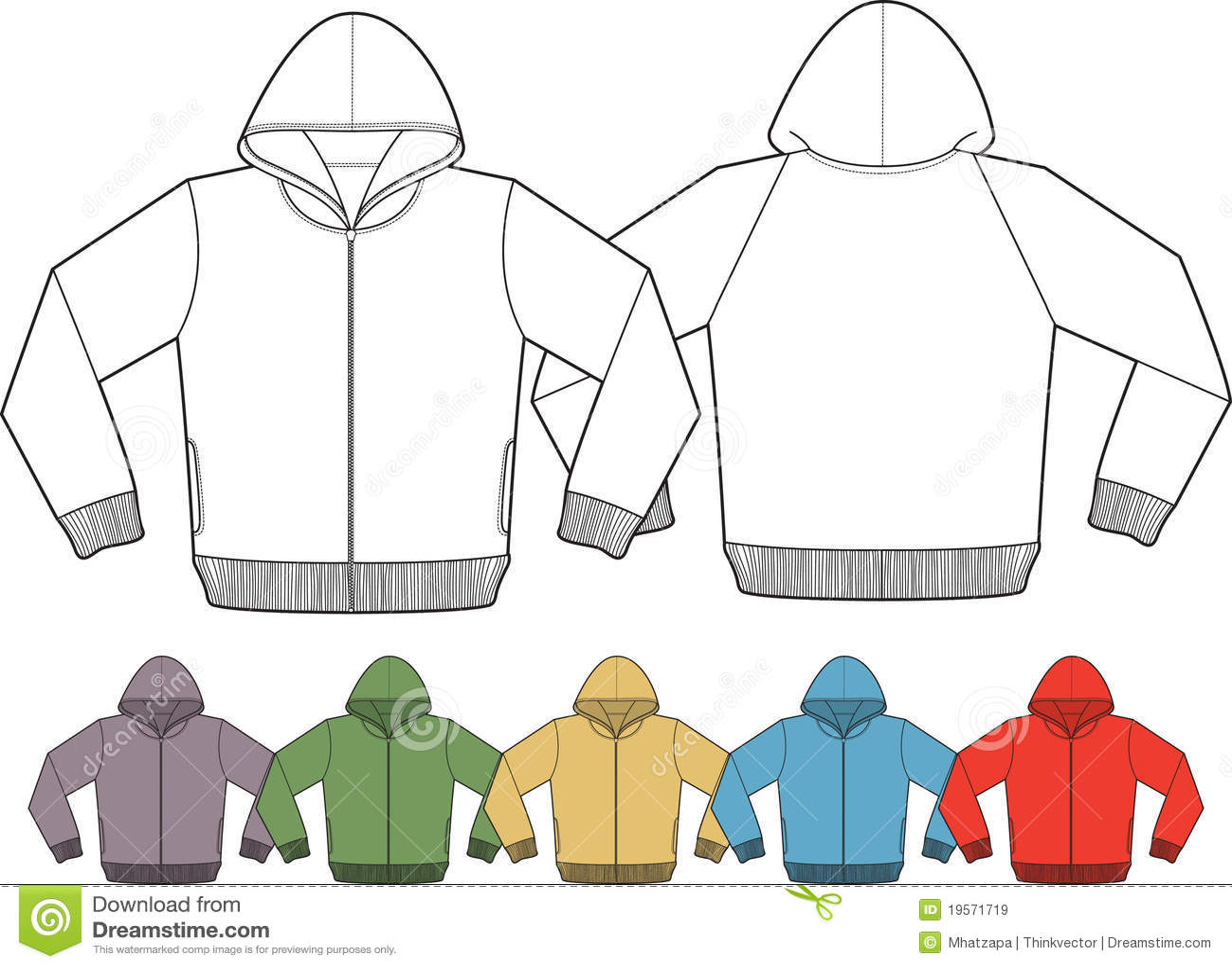 Jacket Template... Fashion Illustration Templates Men