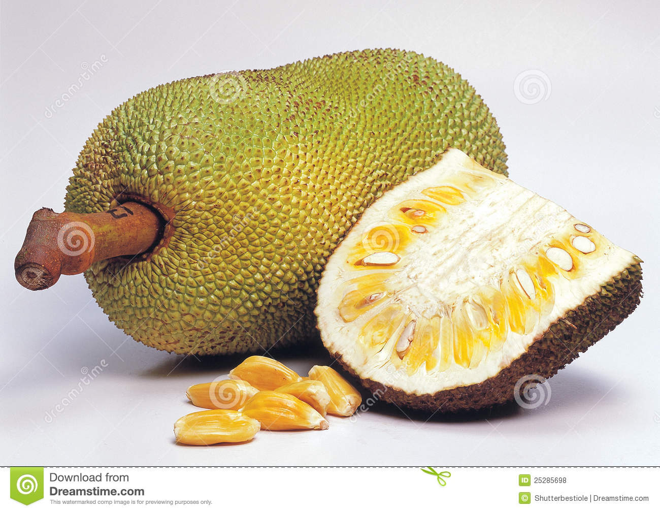 Jackfruit Royalty Free Stock Photos - Image: 25285698