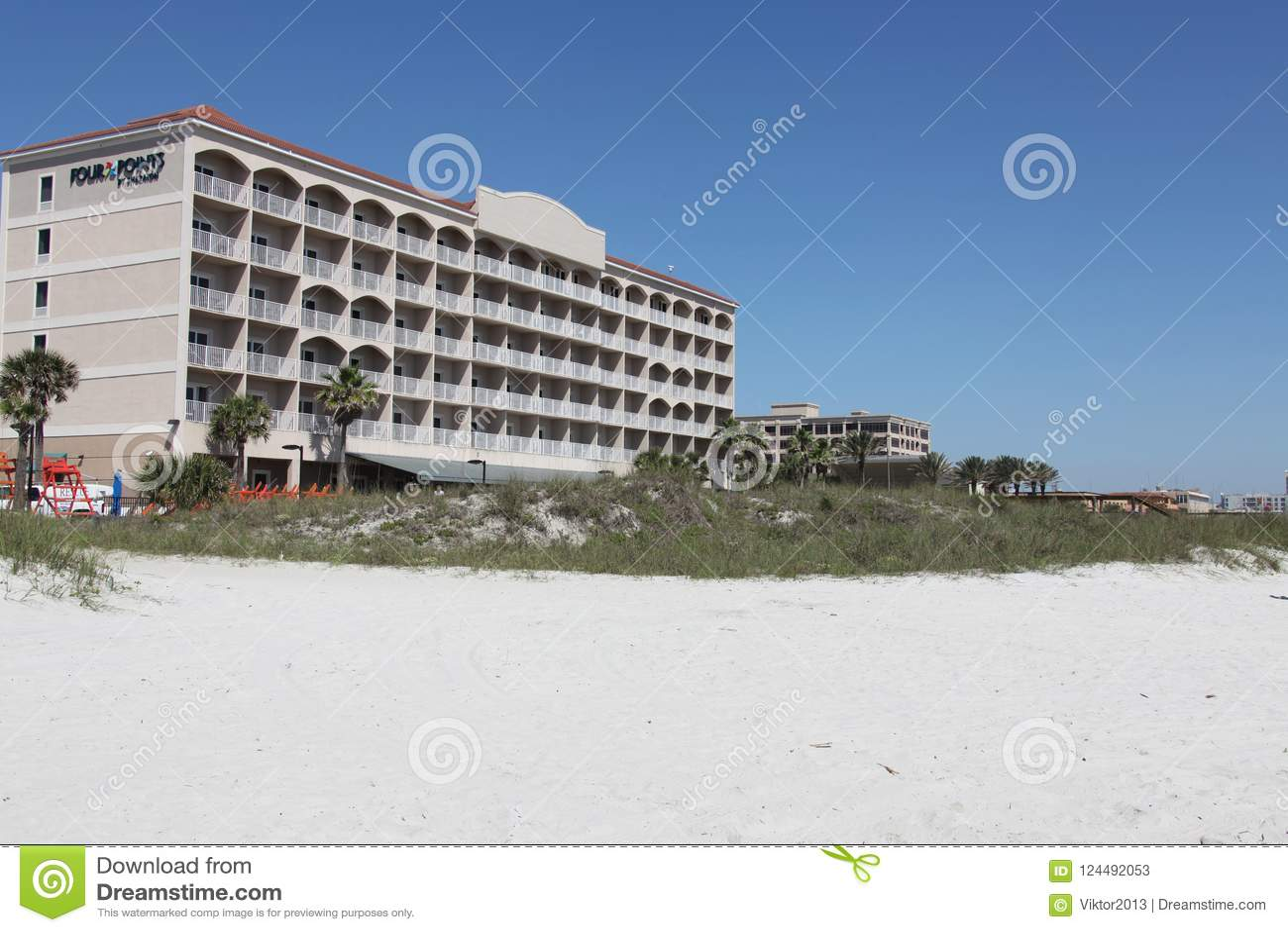 City of jacksonville beach in florida
