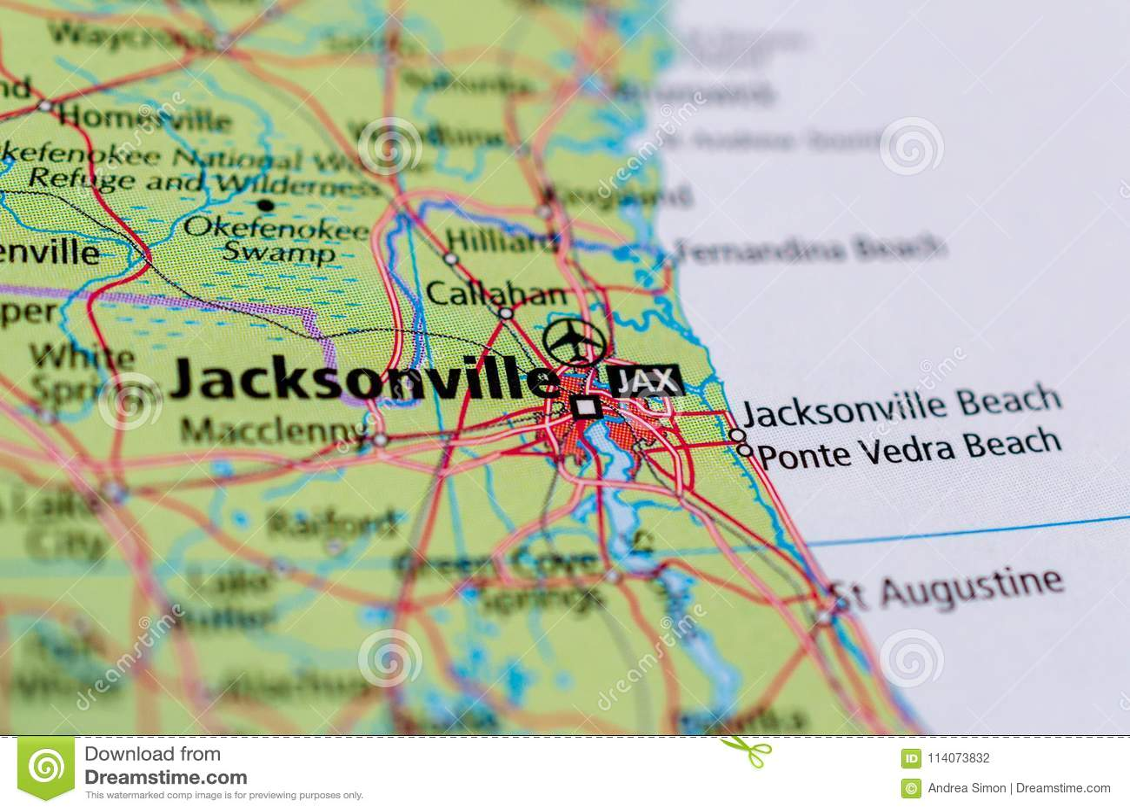 jacksonville carte