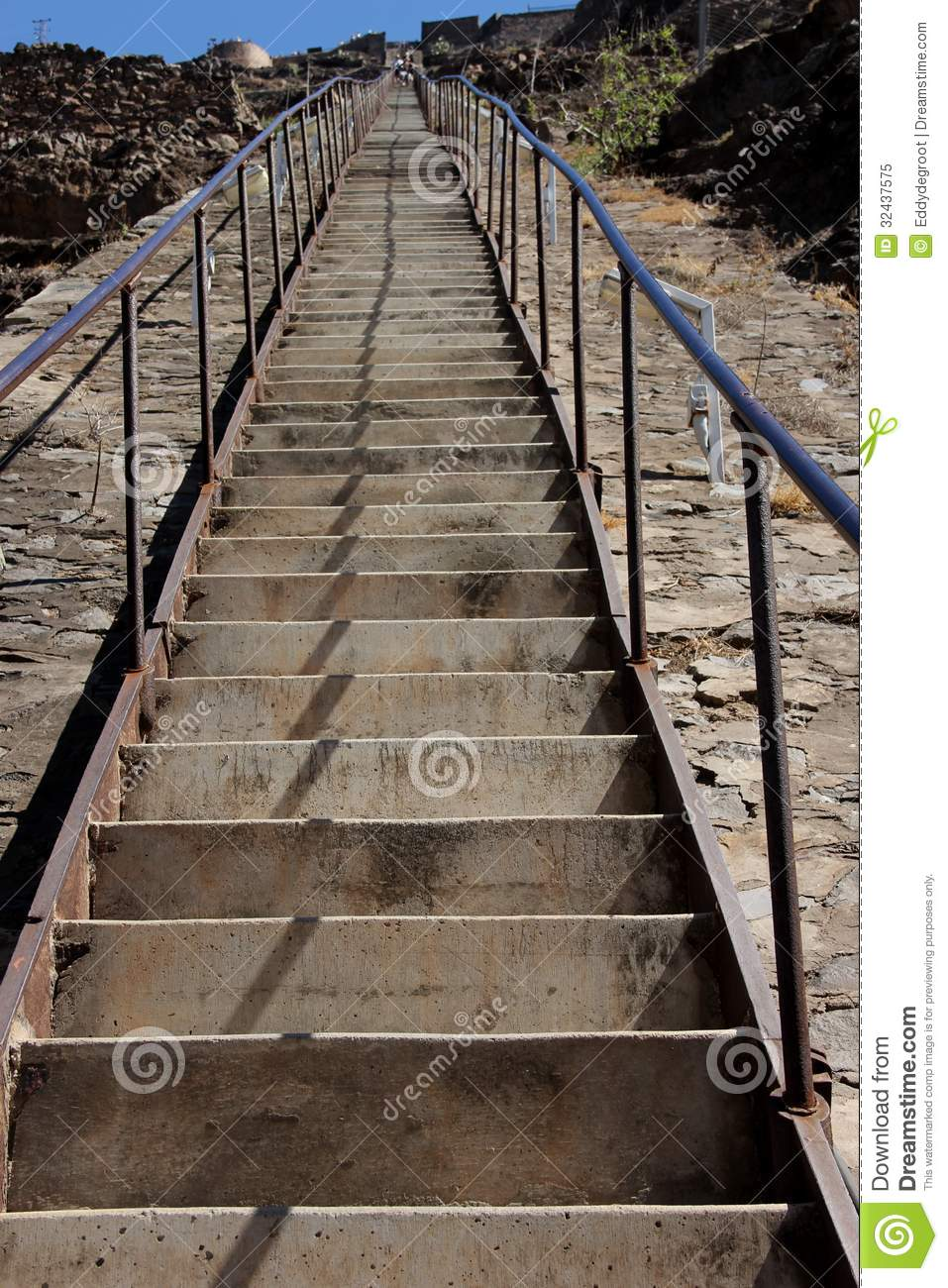 Jacobs Ladder Royalty Free Stock Photo