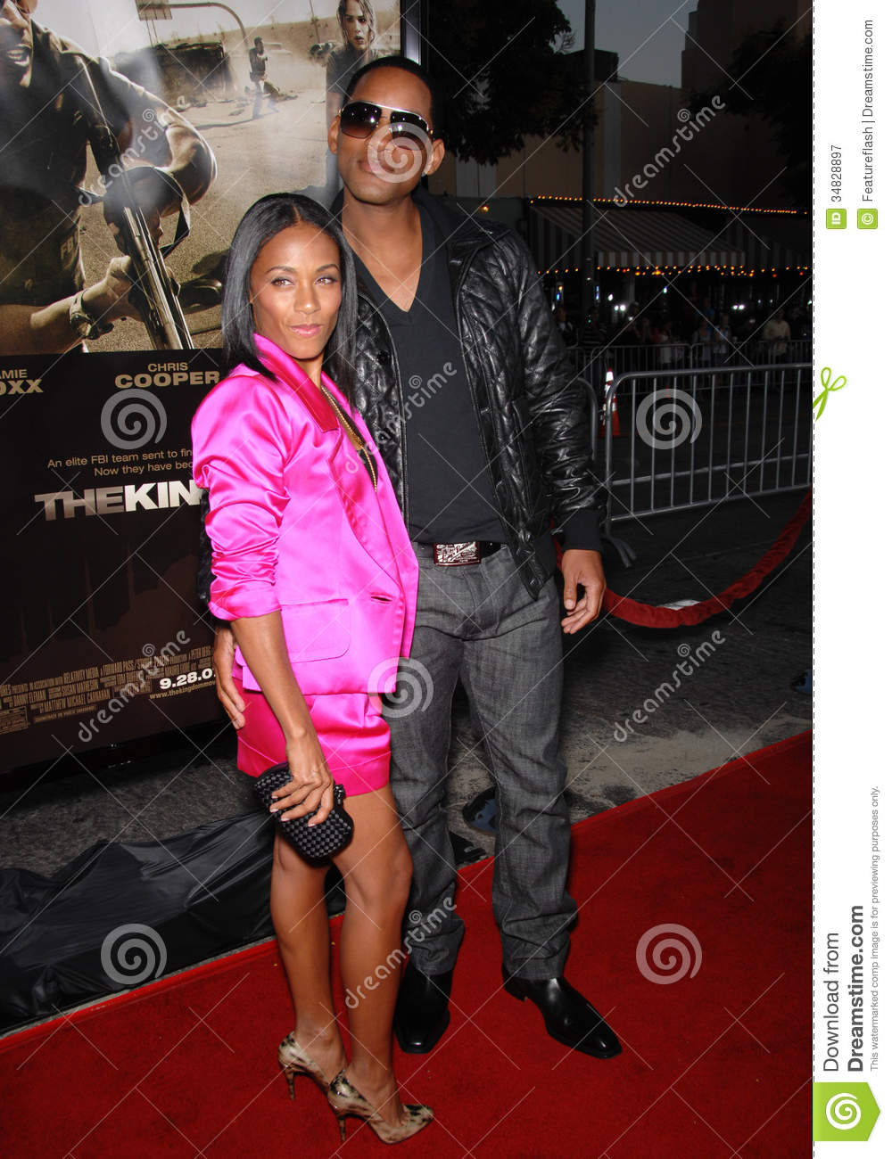Will Smith & wife Jada Pinkett