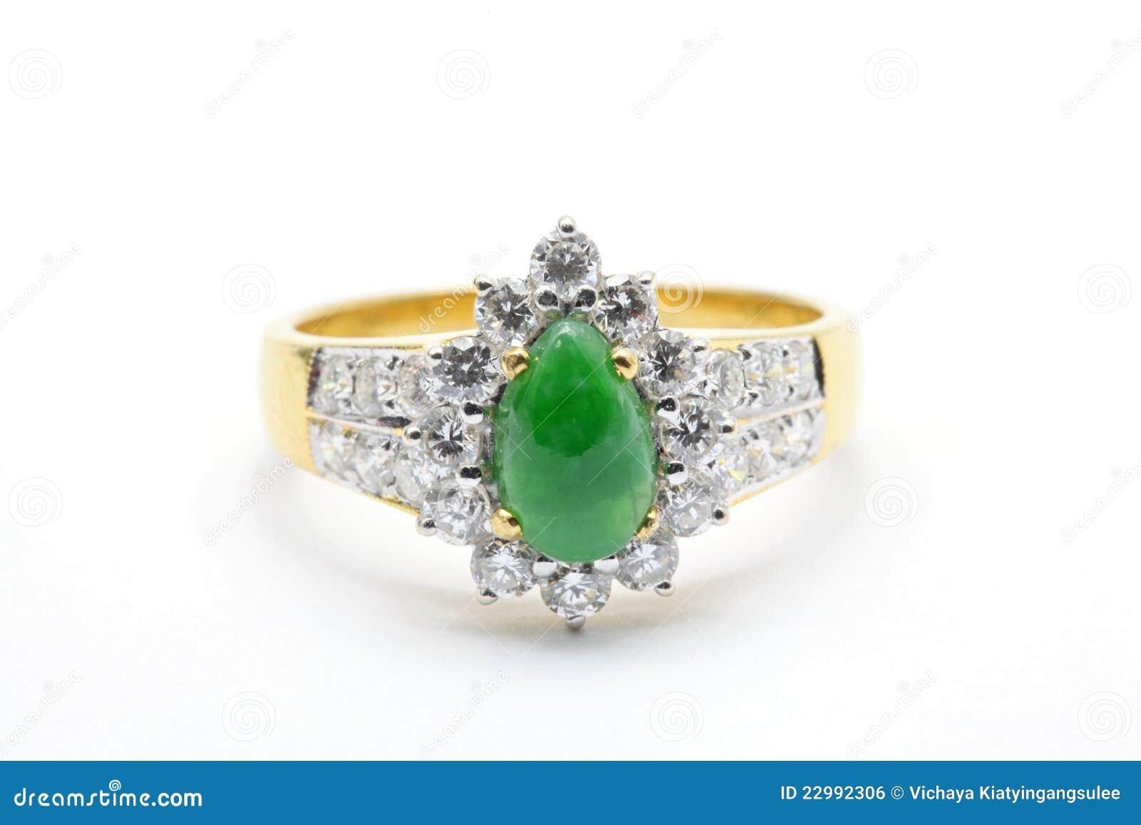 Hochzeits-Ring-Diamant-
