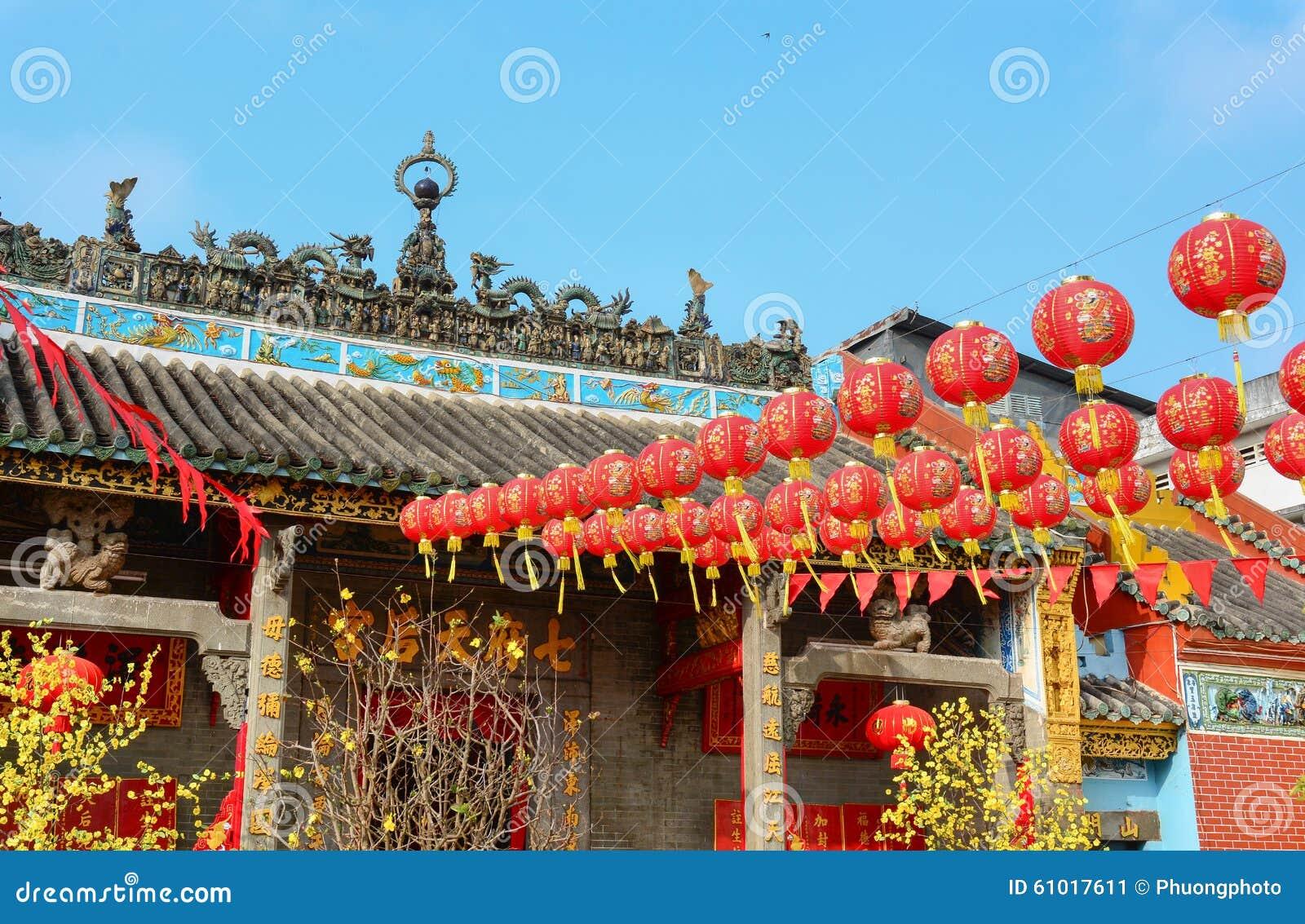 Jade Emperor tempel på kineskvarteret