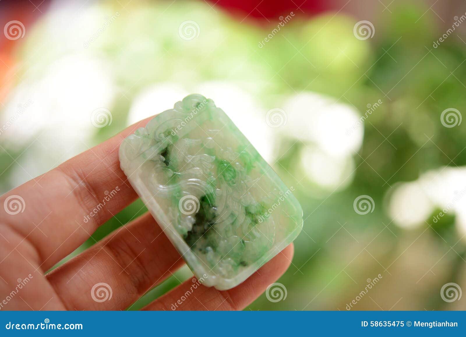 Jadetegenhanger
