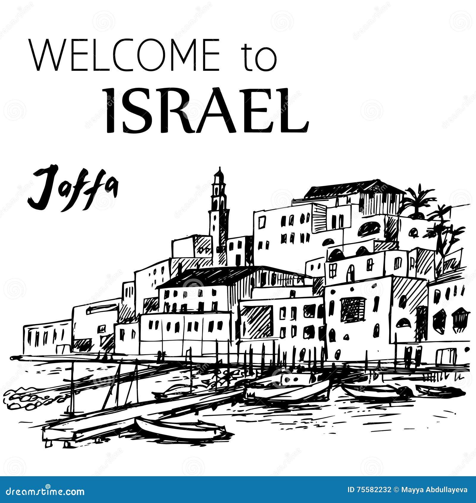 Jaffa oude haven - Israël
