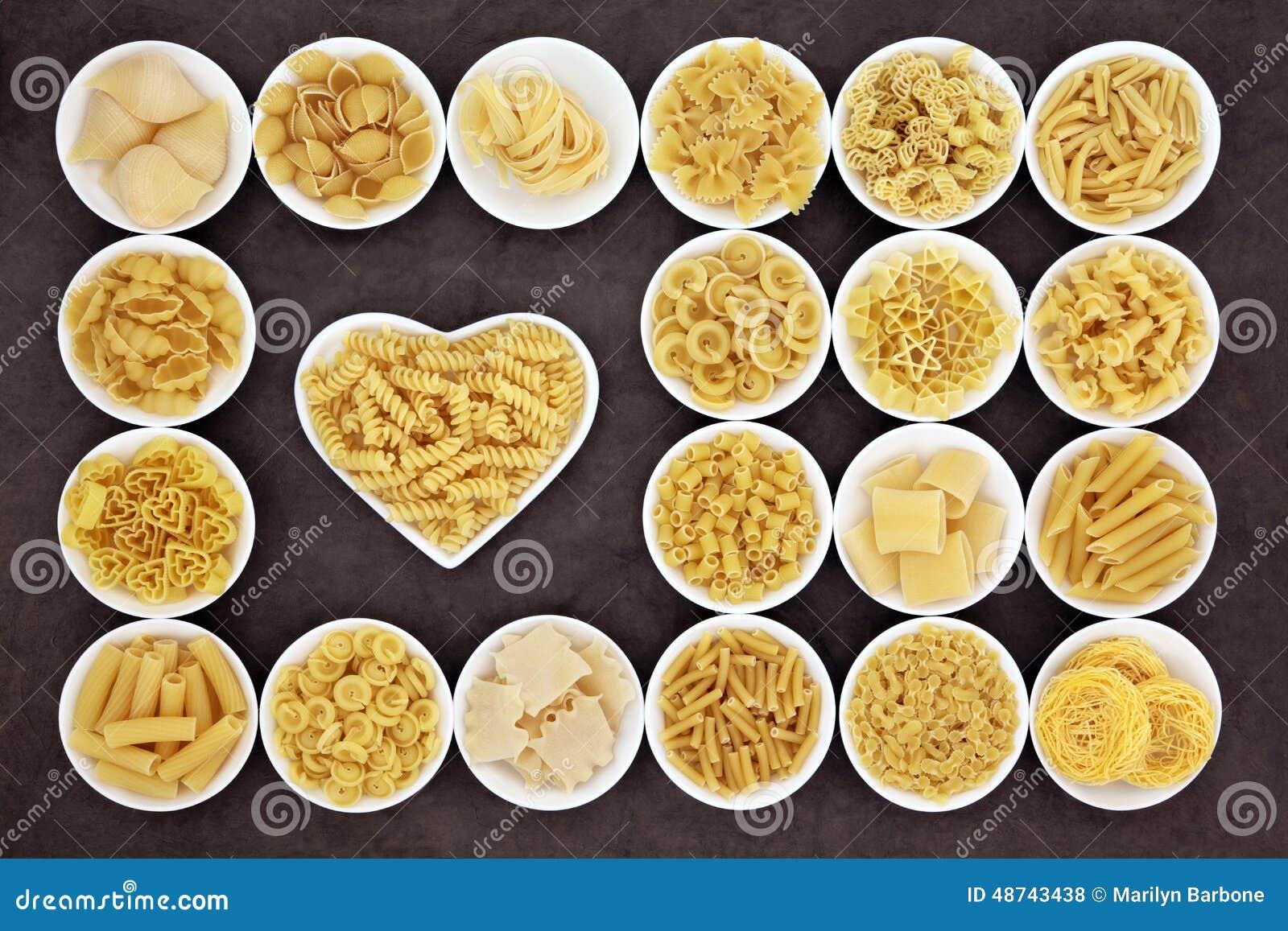 Jag älskar pasta