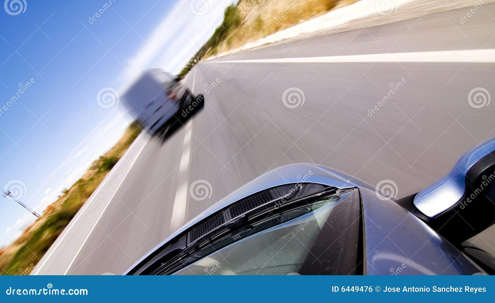 Jaga skåpbilen