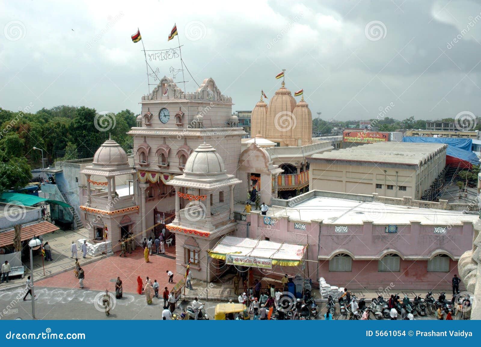 Jagannath Temple Ahmedabadindia Editorial Stock Image Image Of