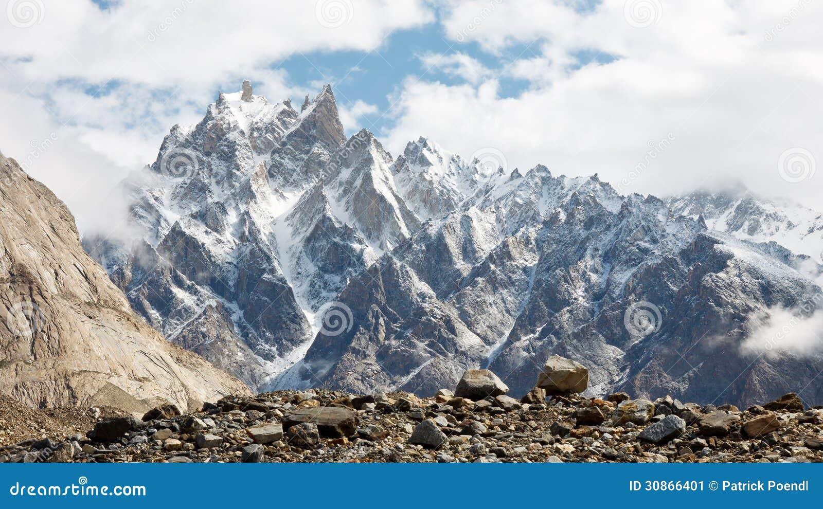 mountain ranges in pakistan pdf
