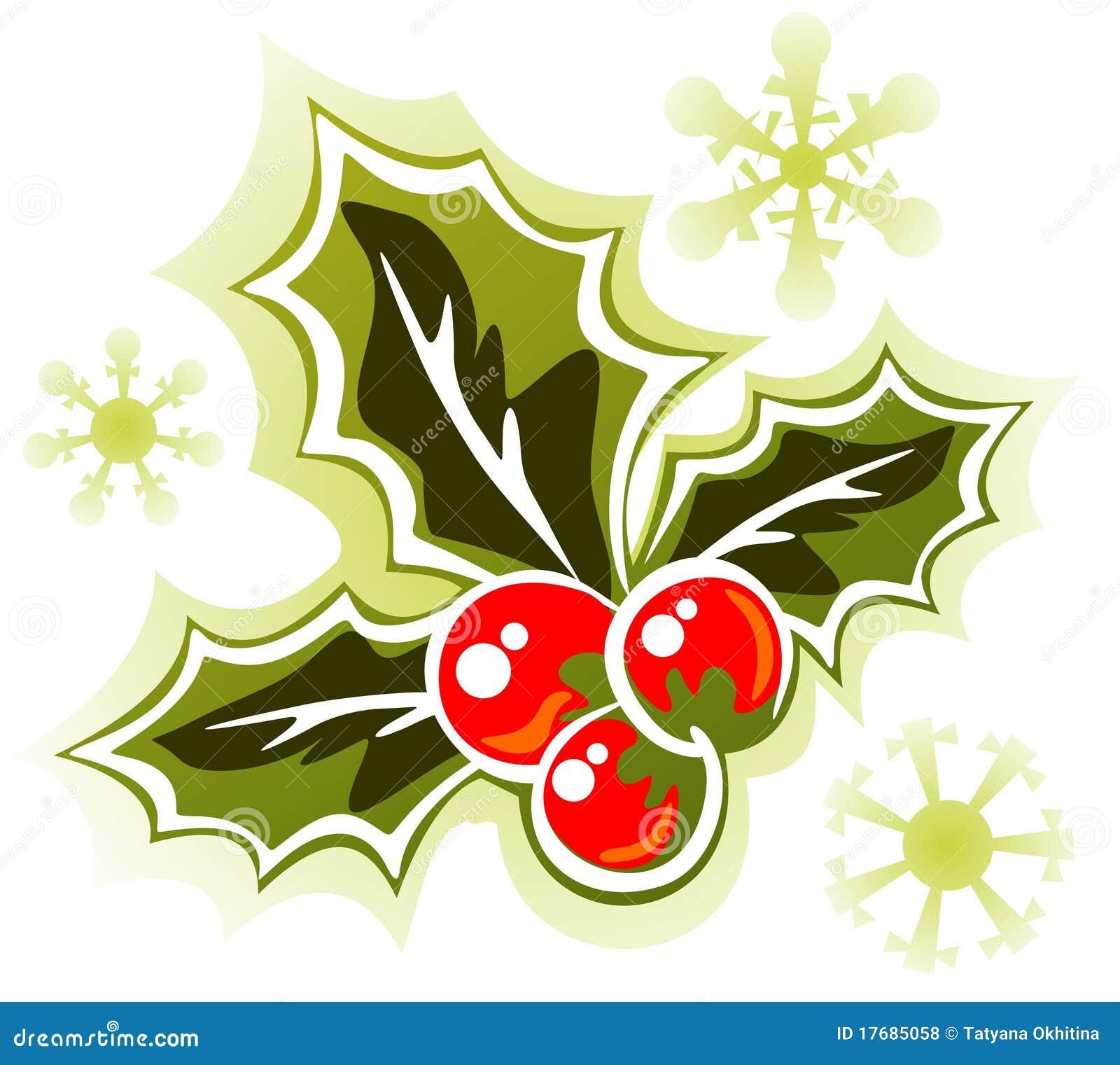 Jagodowy holly