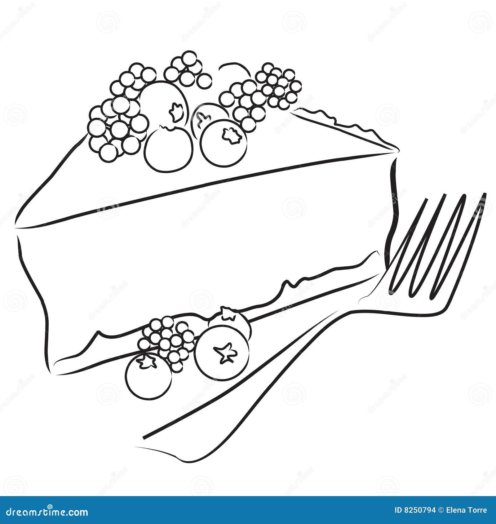 Jagodowy kulebiak