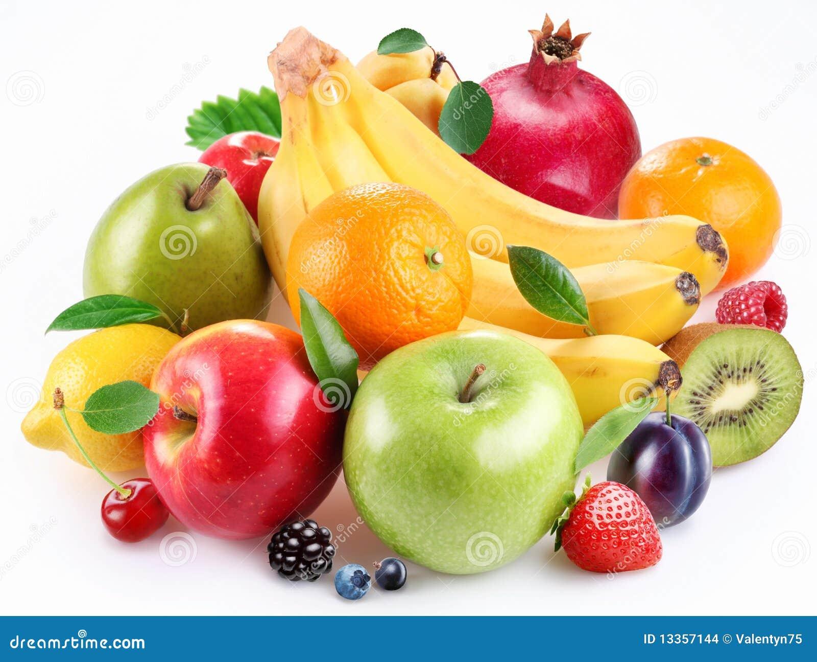 Jagody fruit garść