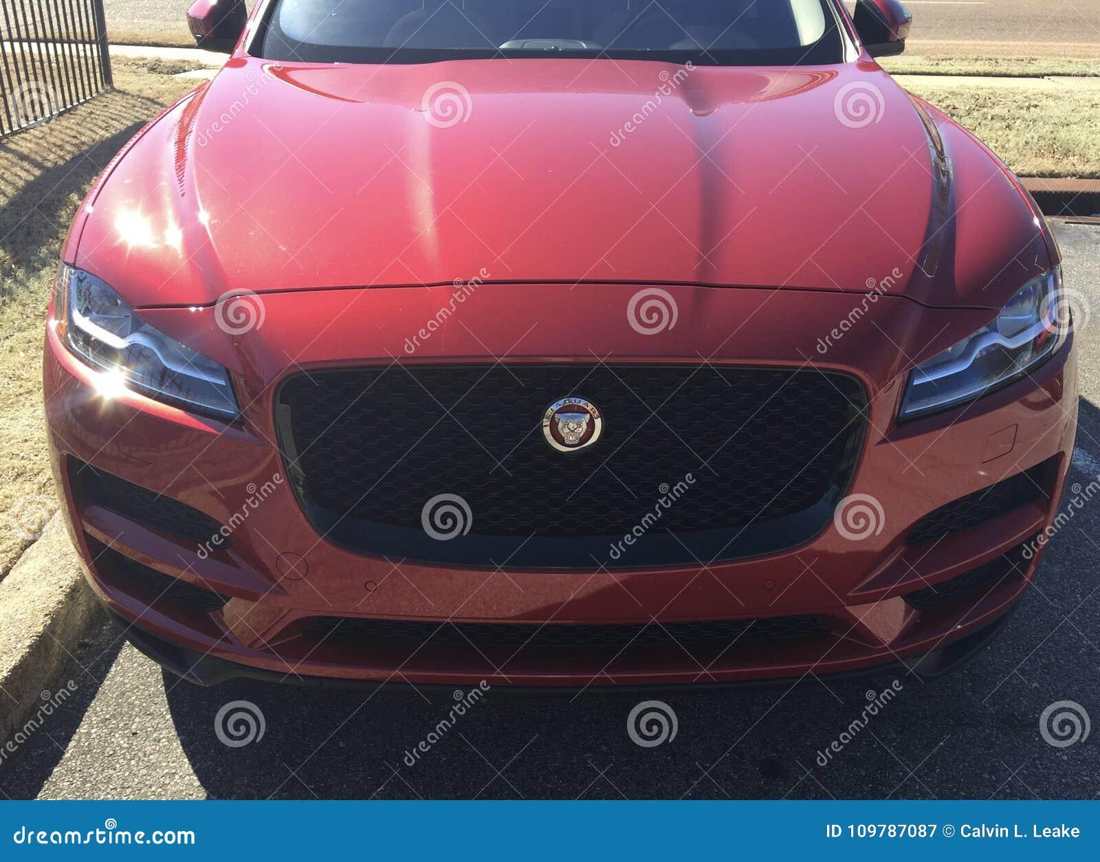 Jaguar British Motor Cars Suv Editorial Photography Image Of