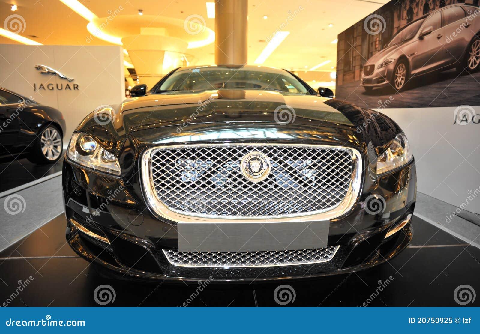 jaguar luxury car interior editorial image 92107778. Black Bedroom Furniture Sets. Home Design Ideas