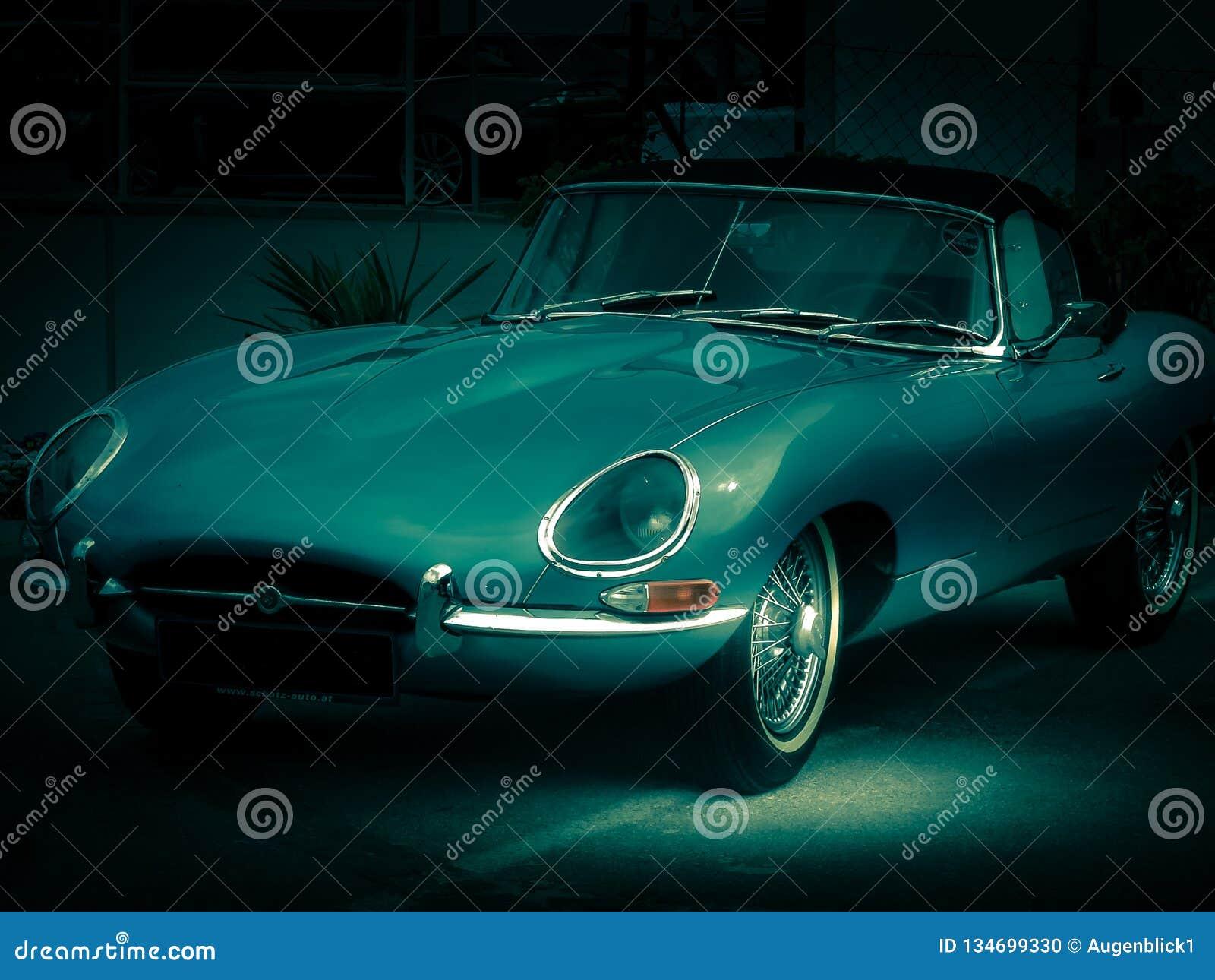 Jaguar E-Typ, 1966