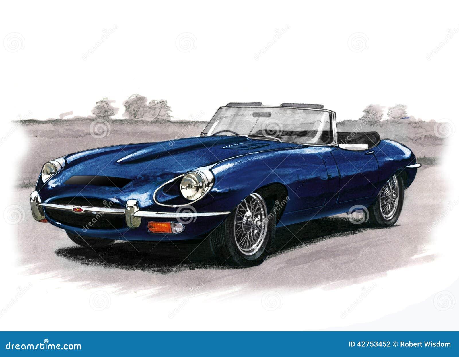 Jaguar E-Type (XKE) Series II