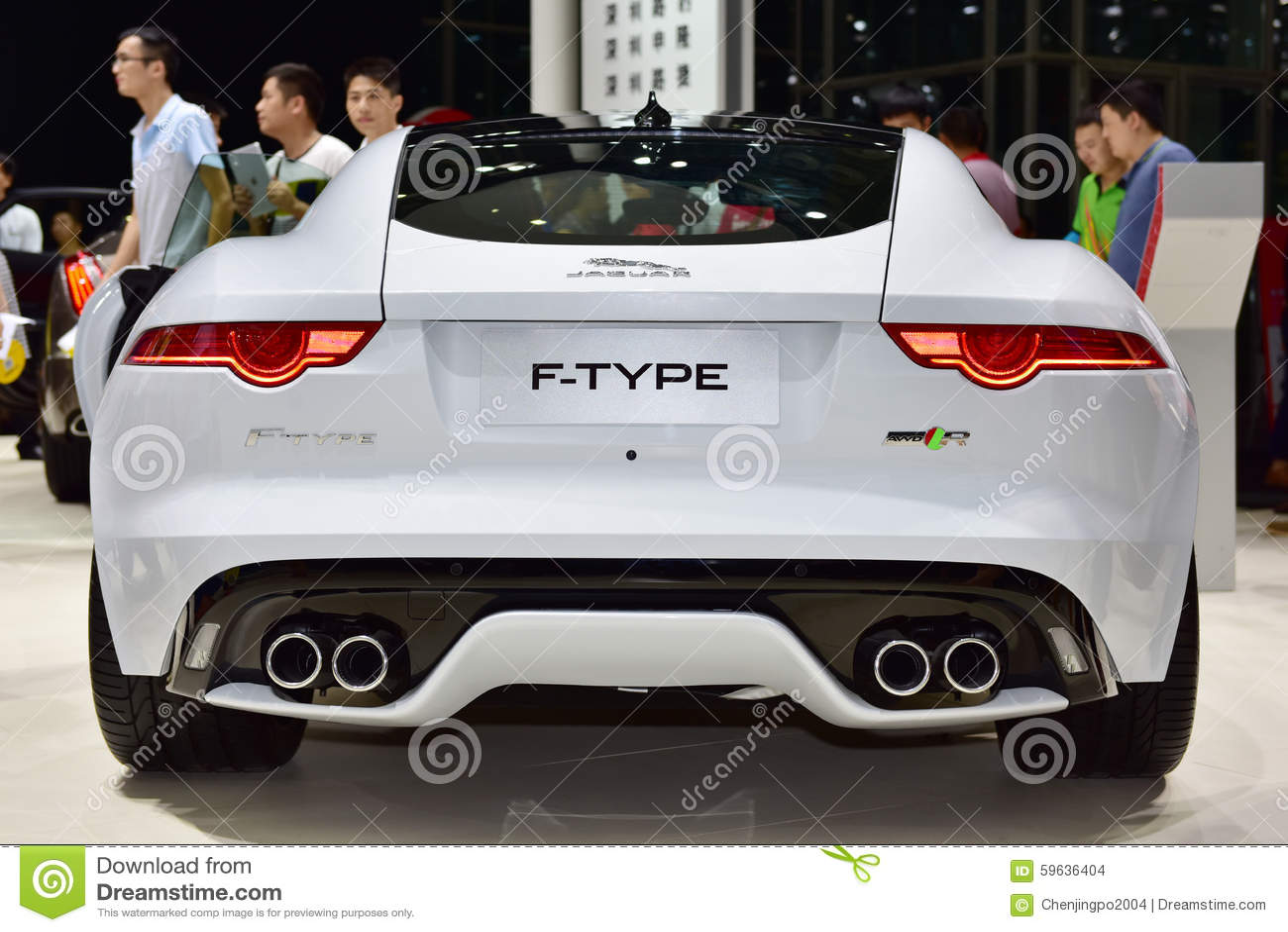 Perfect ... Dacc Jaguar Spot Jaguar Sportbil Redaktionell Fotografering F 246 R  Bildbyr 229 Er ...