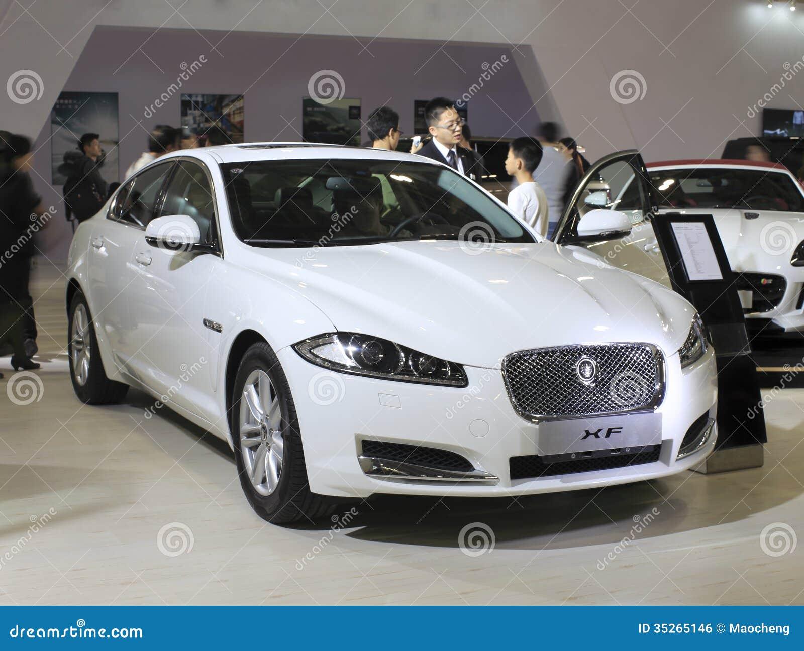 Jaguar Xf Car Editorial Photo Image Of Purchase Model 35265146