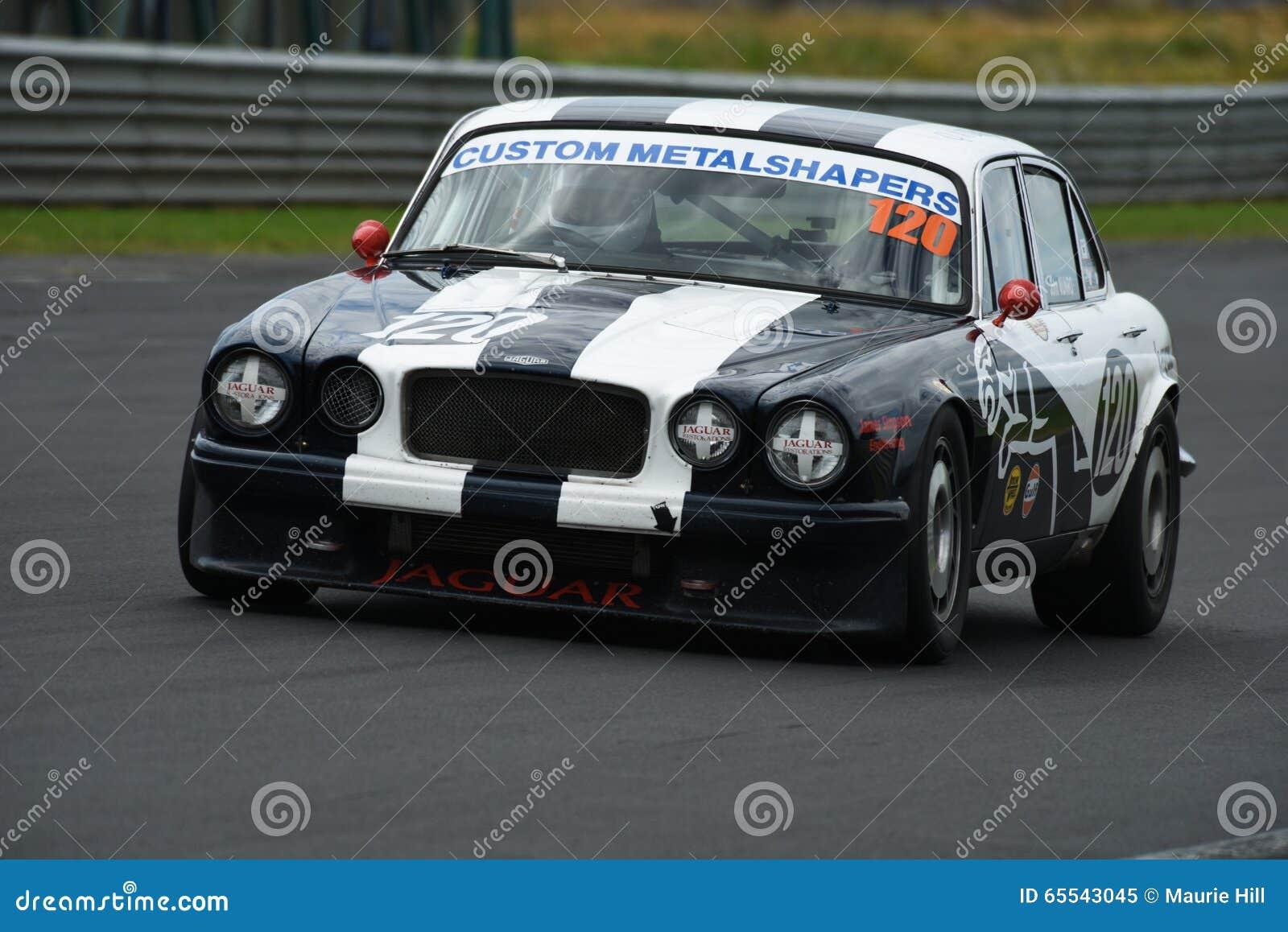Jaguar Classic Race Car Editorial Image Image