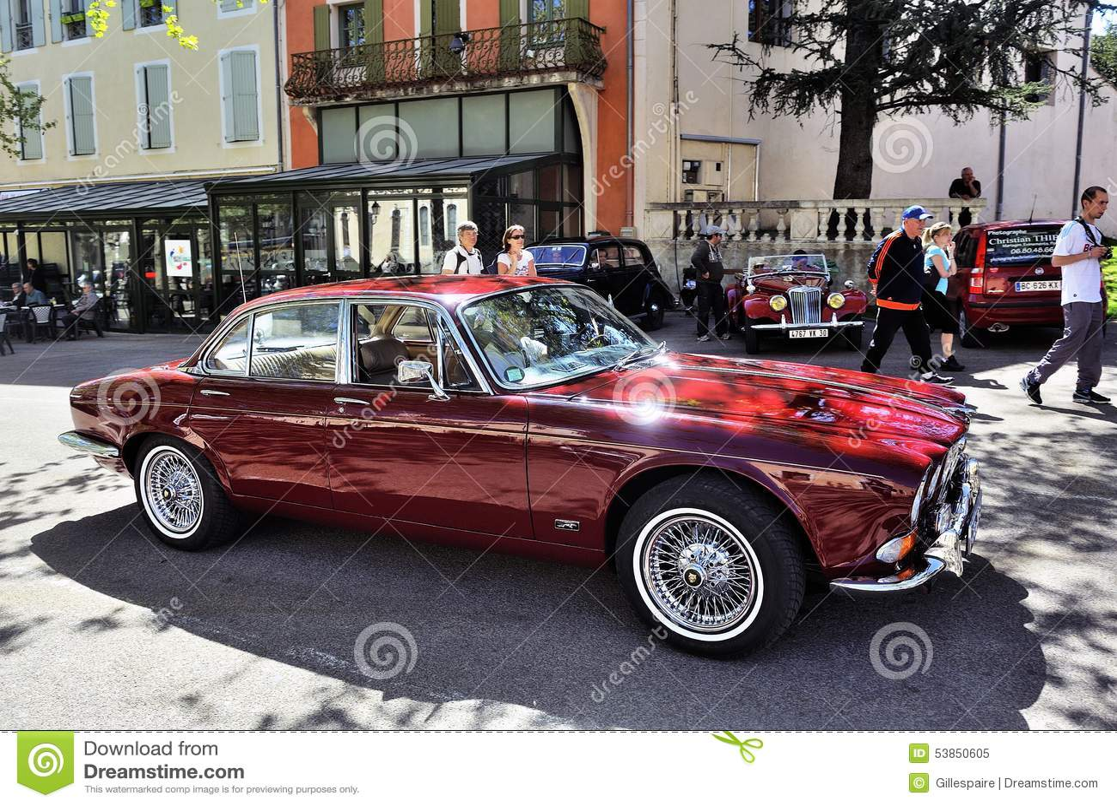 jaguar xj editorial image image of beautiful cars. Black Bedroom Furniture Sets. Home Design Ideas