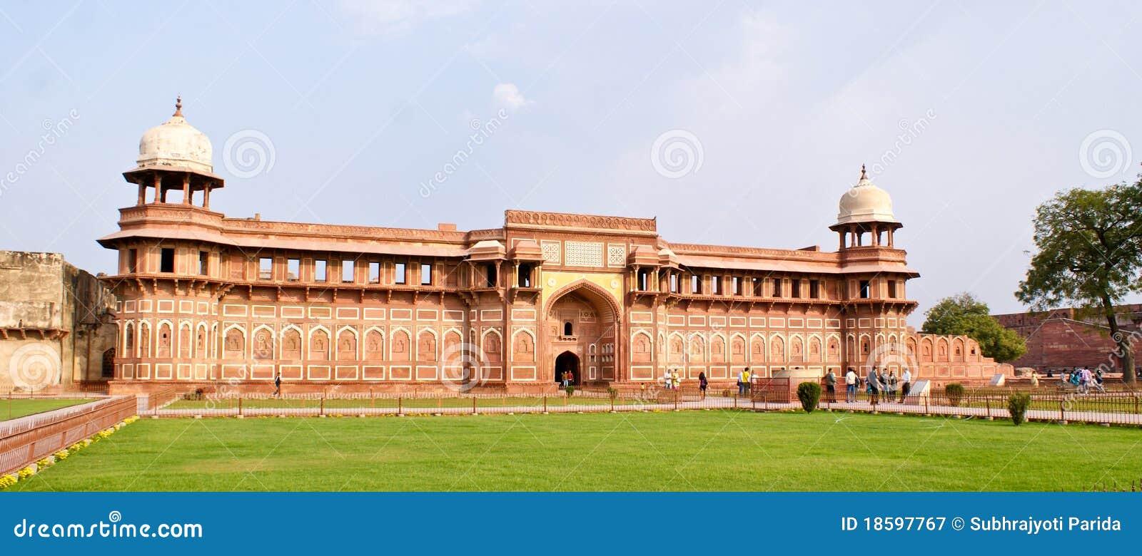 Akbar The Great Palace Jahangiri Mahal ,a Pal...