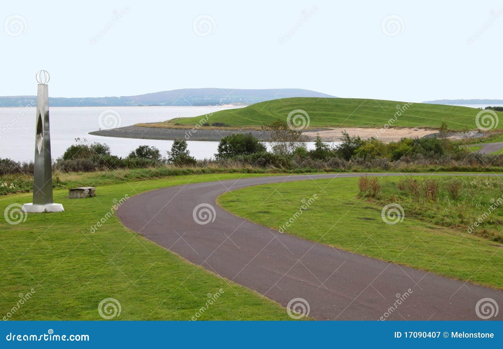 Jahrtausend-Küstenpfad Wales