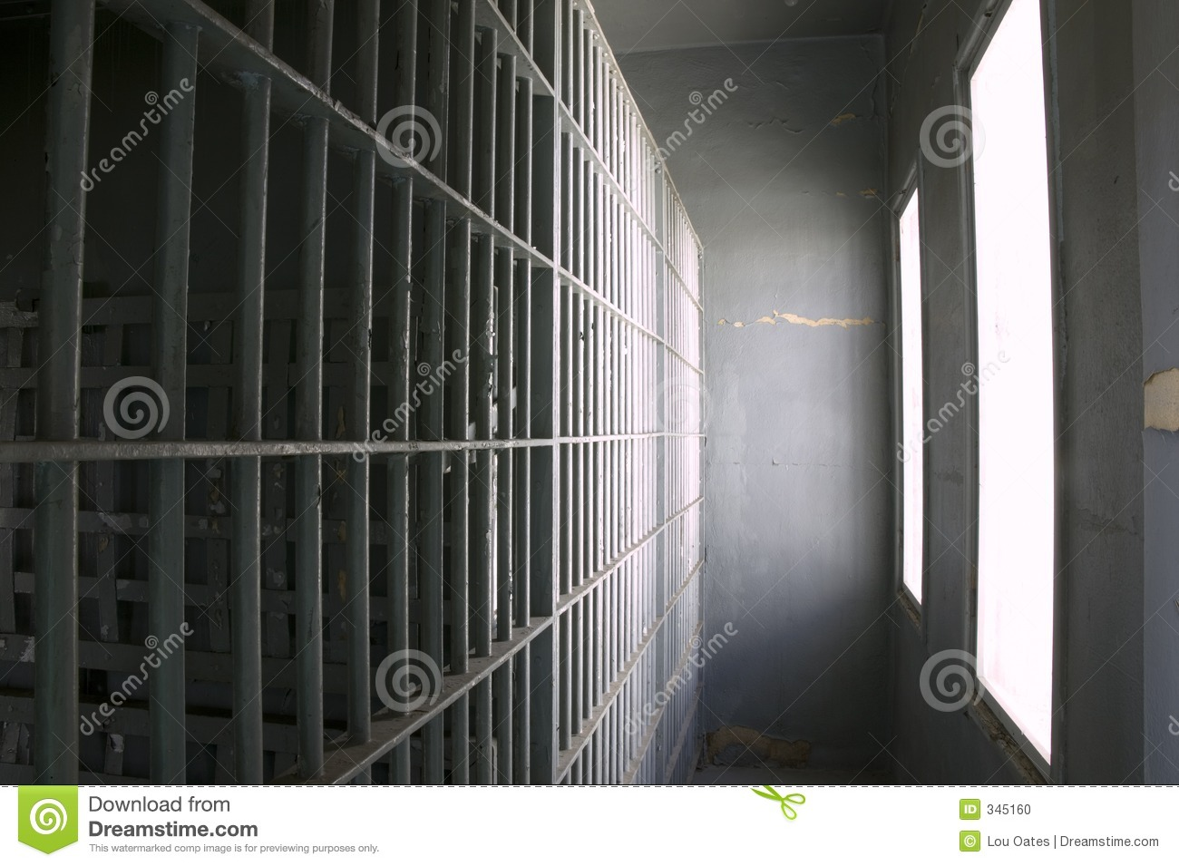 Jail Cells Stock Photo Image Of Punish Guilt Jail