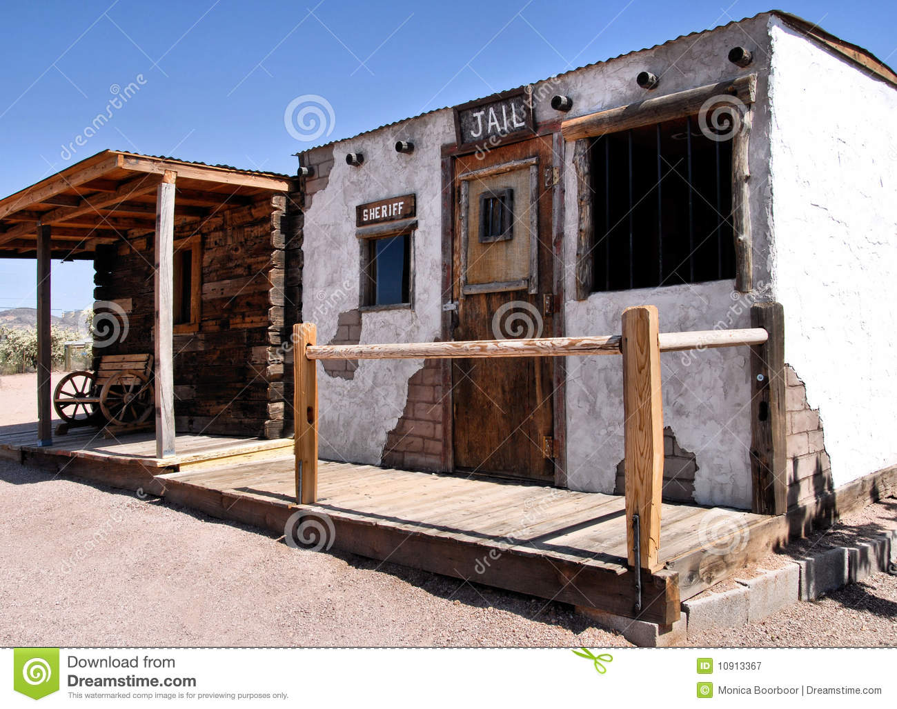Jail House Royalty Free Stock Photography Image 10913367