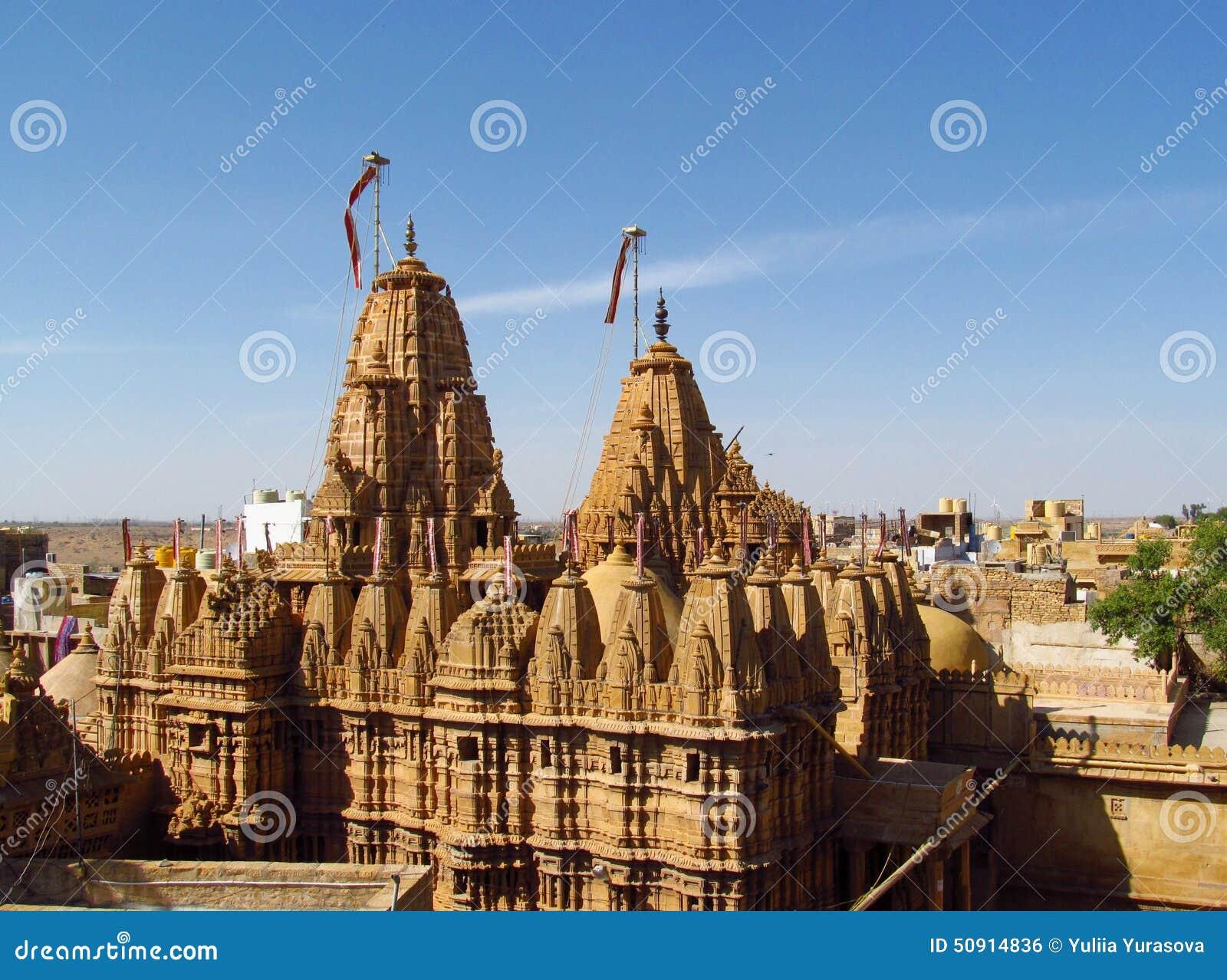 Jain temple in india jainism stock photo image 50914836 for Religious buildings in india