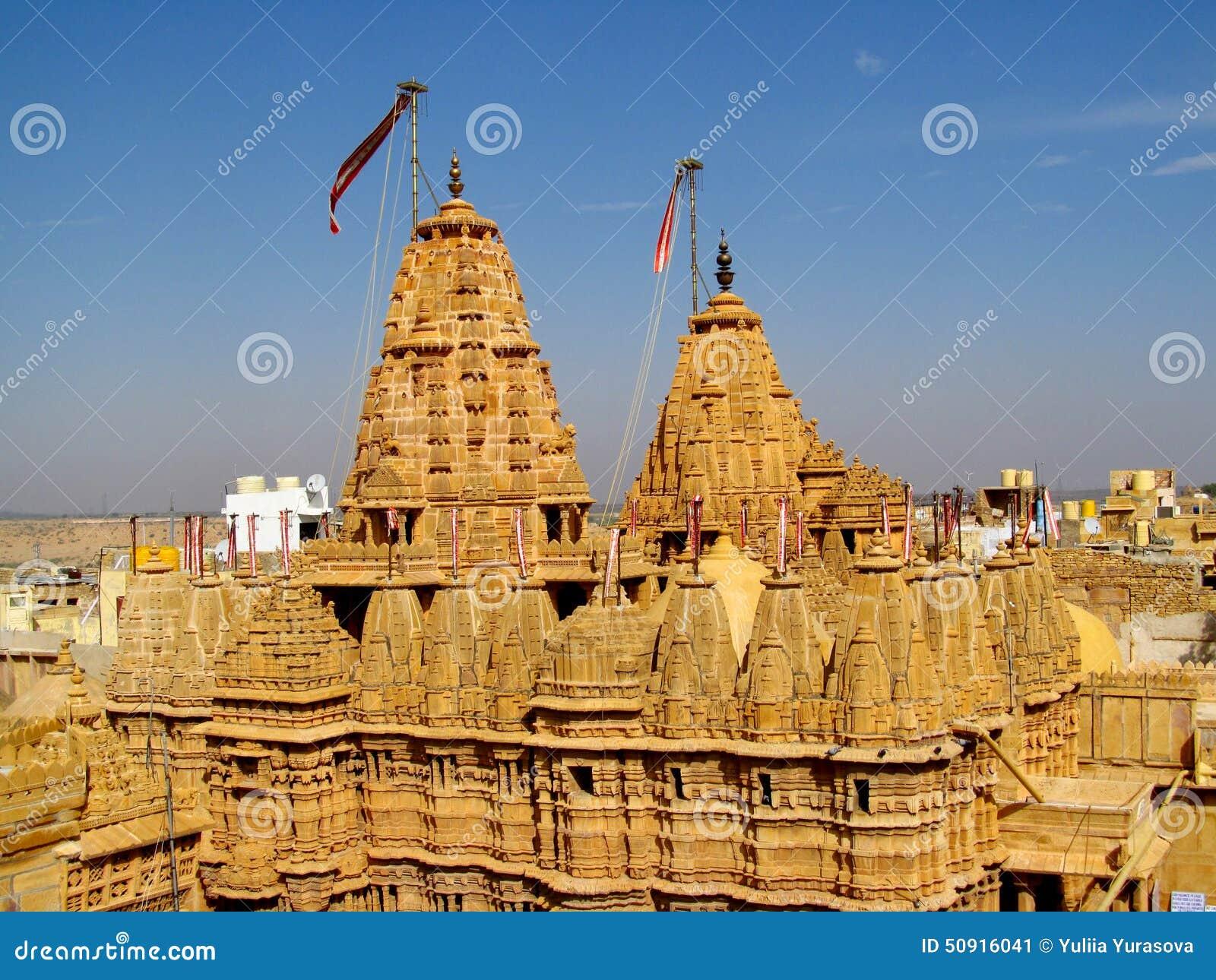 Jain temple in india jainism stock photo image 50916041 for Religious buildings in india