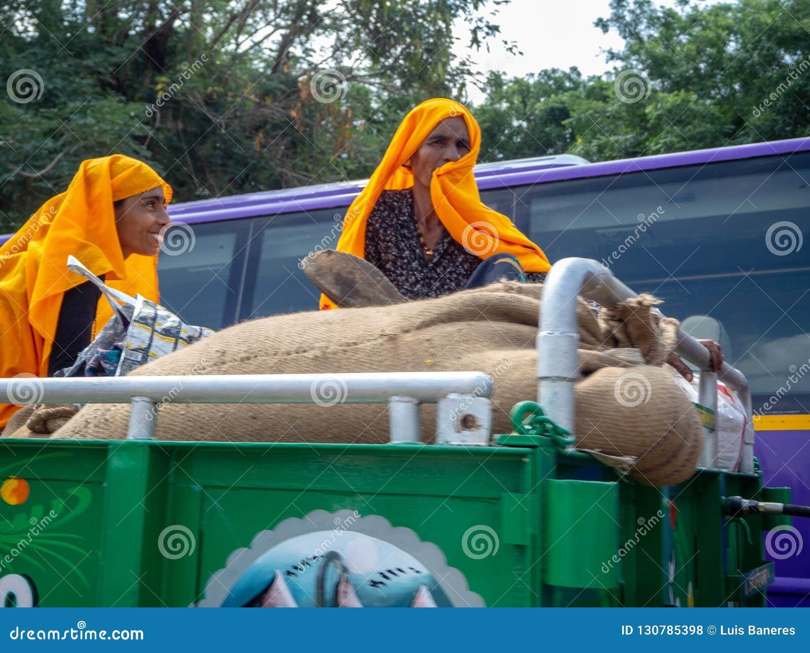 Jaipur, India, Dzienne sceny lokalni ludzie