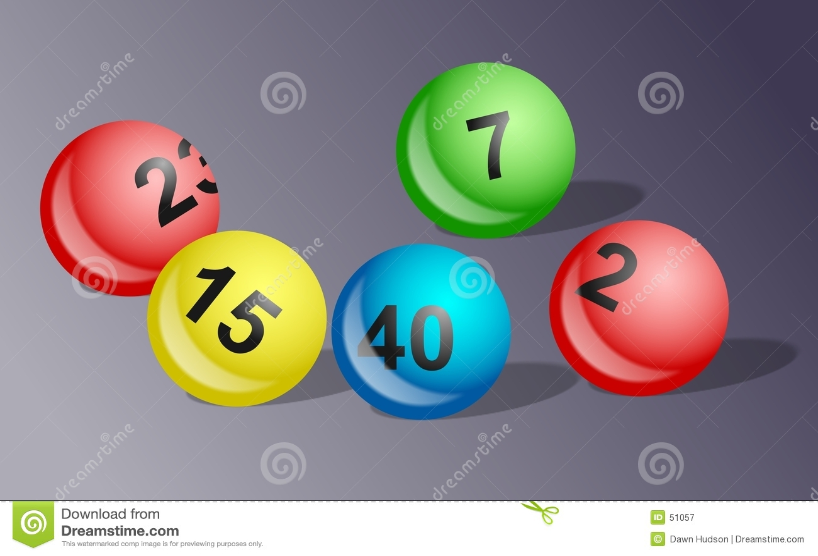 Jaja loteryjne