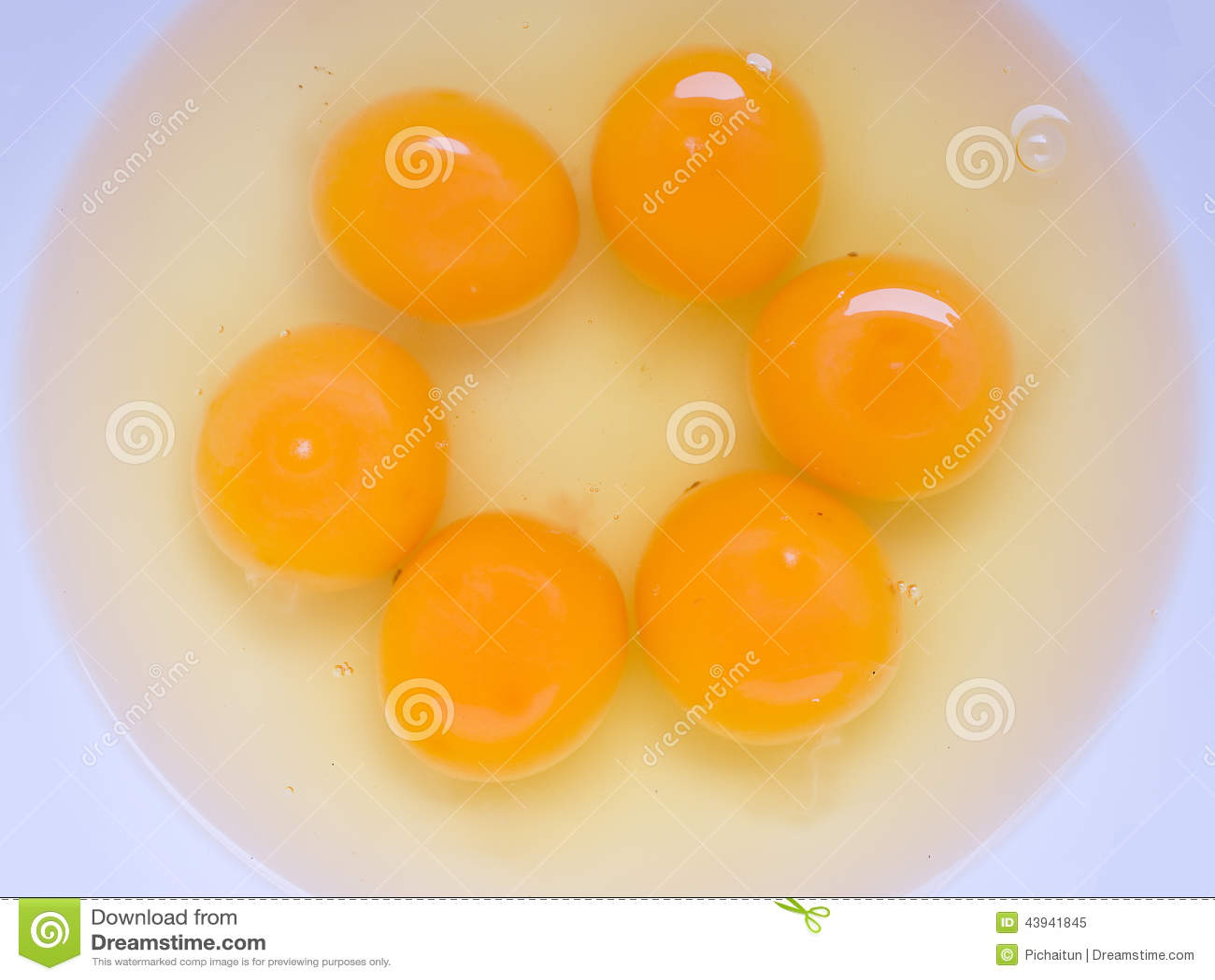 Jajeczny yolk
