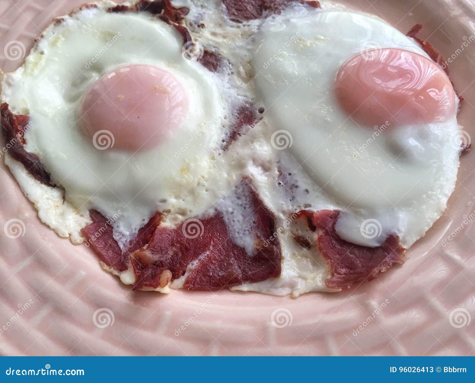 Jajka dla śniadania