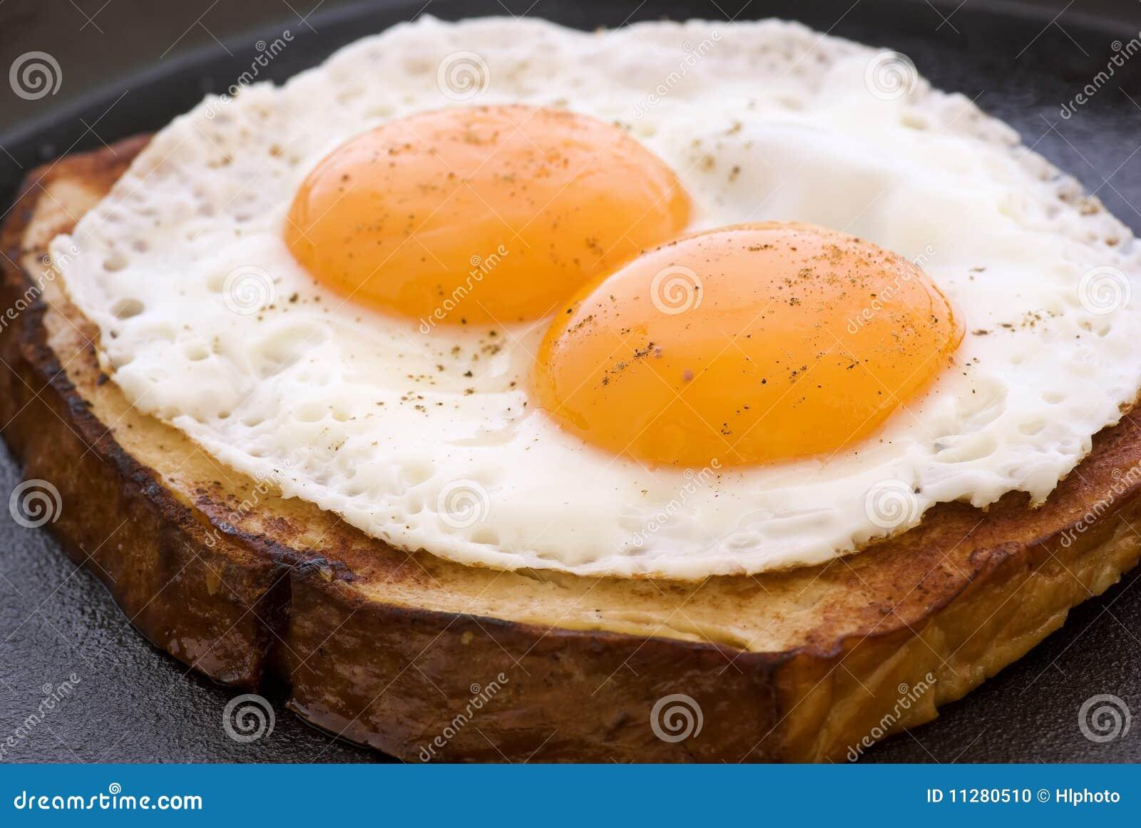 Jajka mięśni