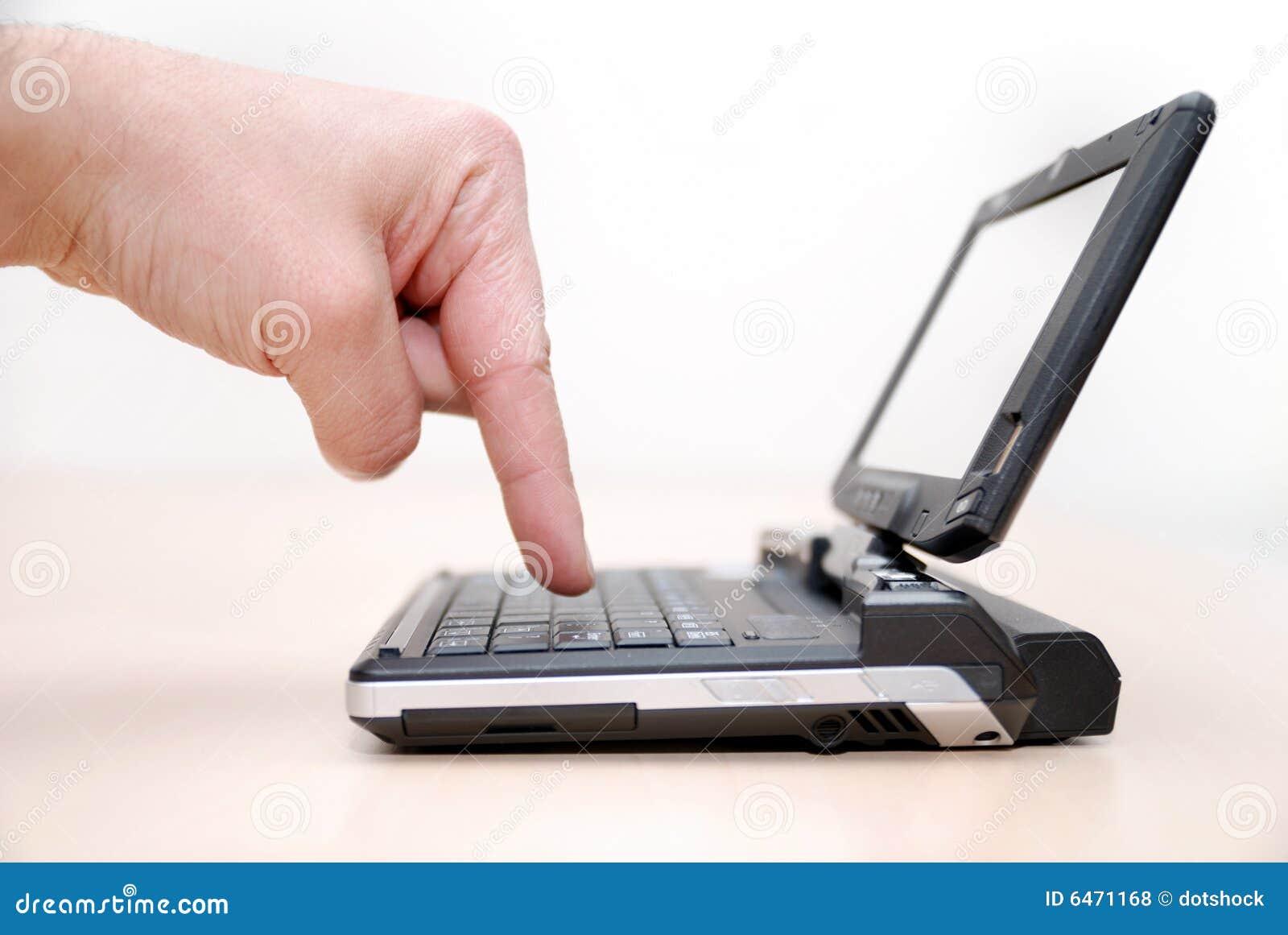 Jak mały laptop może być