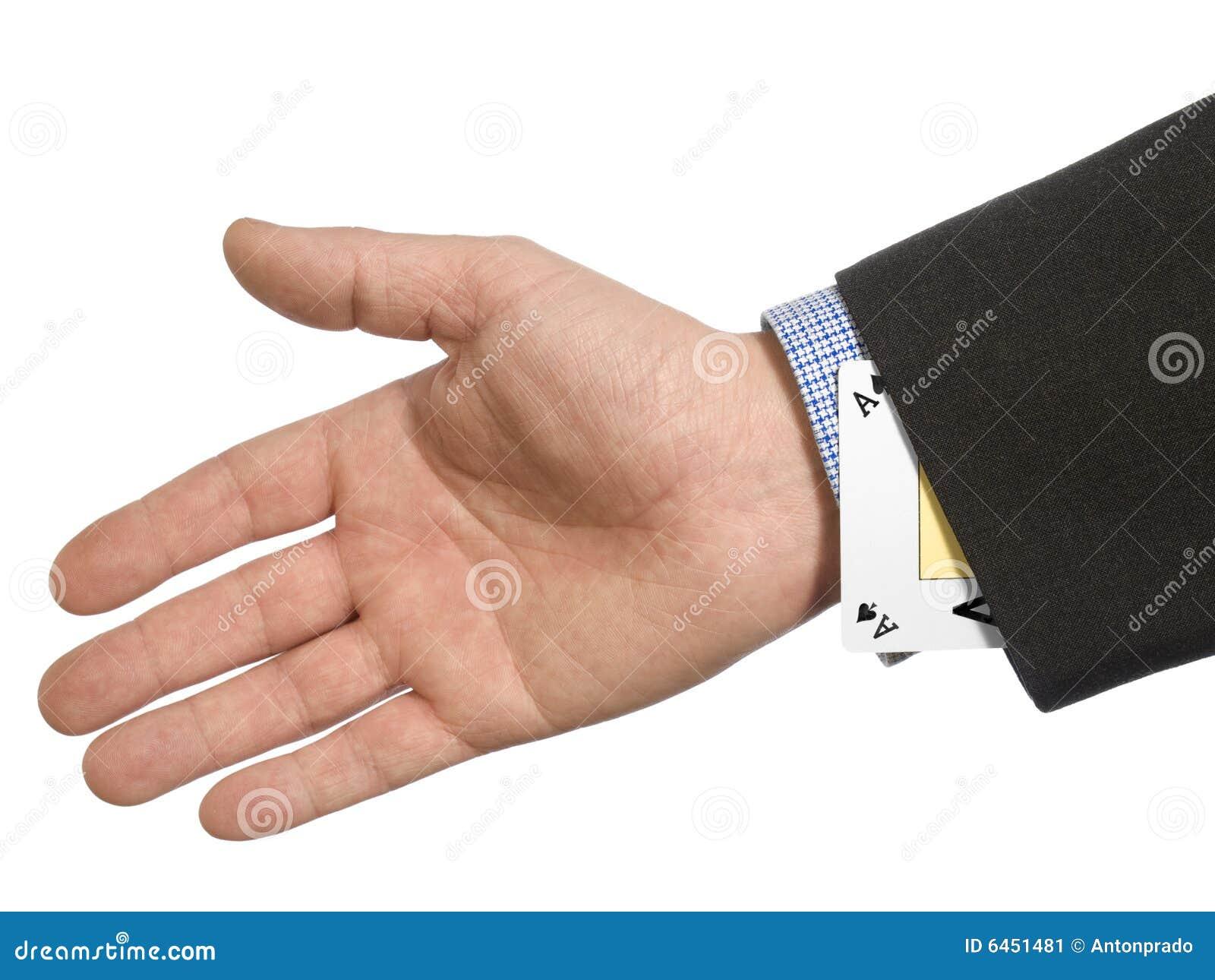 Jak w rękawie
