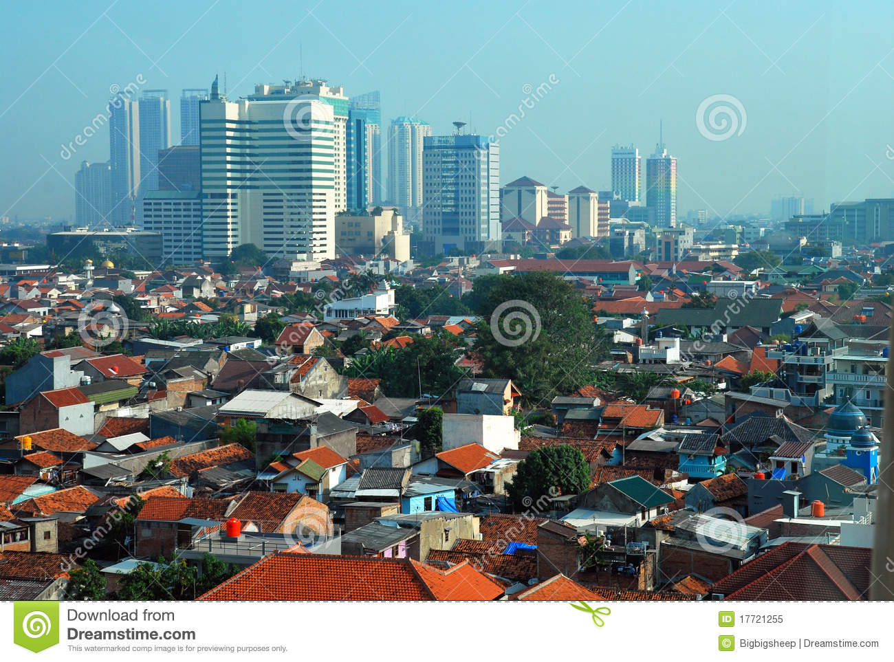 9 jakarta skyline gt; daan holthausen gt; indonesie on flickr
