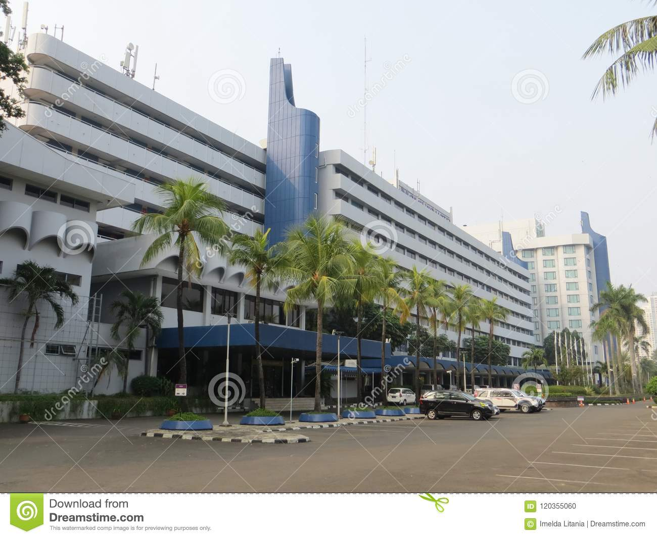 Mercure Hotel In Jakarta Editorial Image Image Of Business 120355060