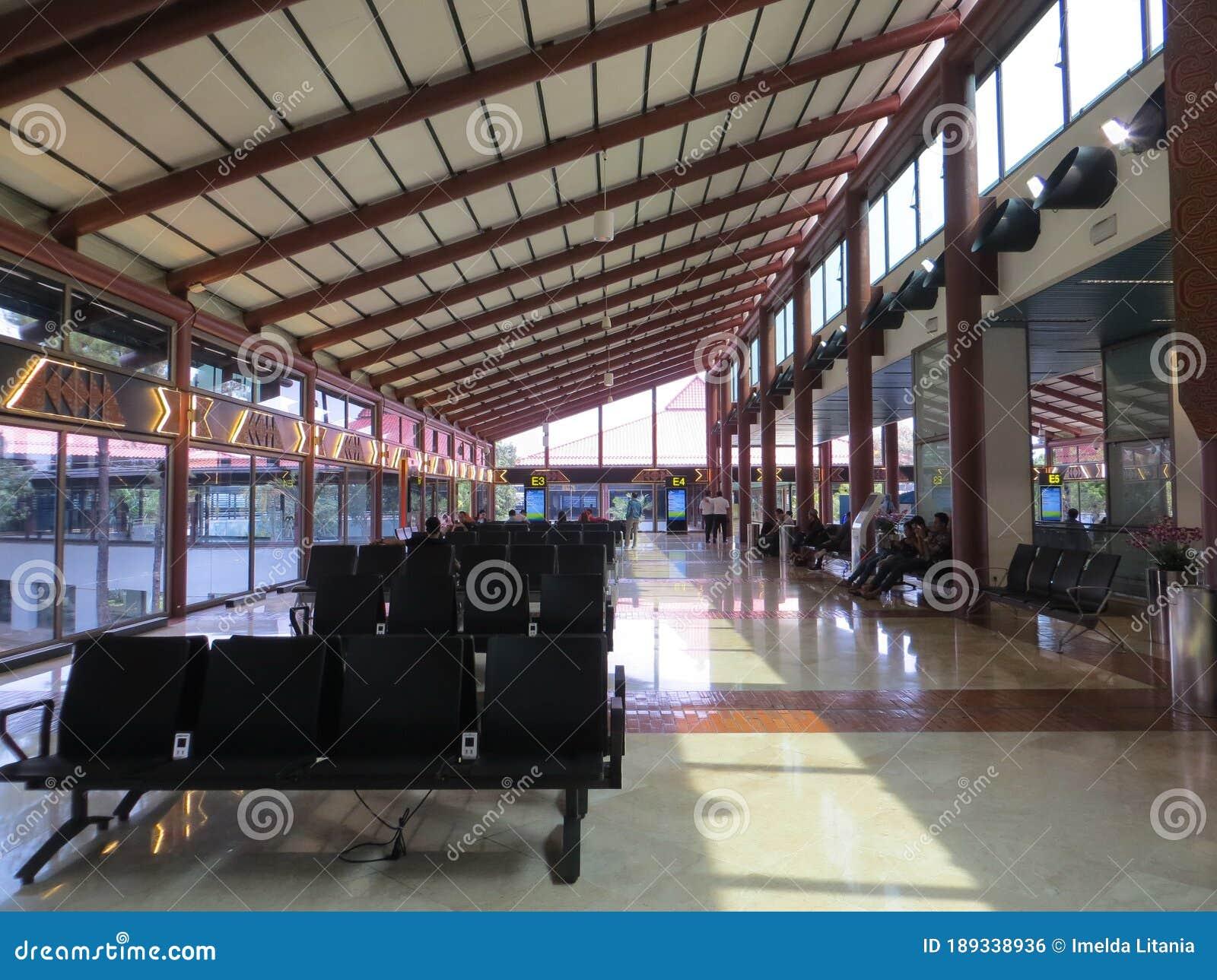 Soekarno Hatta International Airport Jakarta Editorial Photo Image Of Hatta Room 189338936