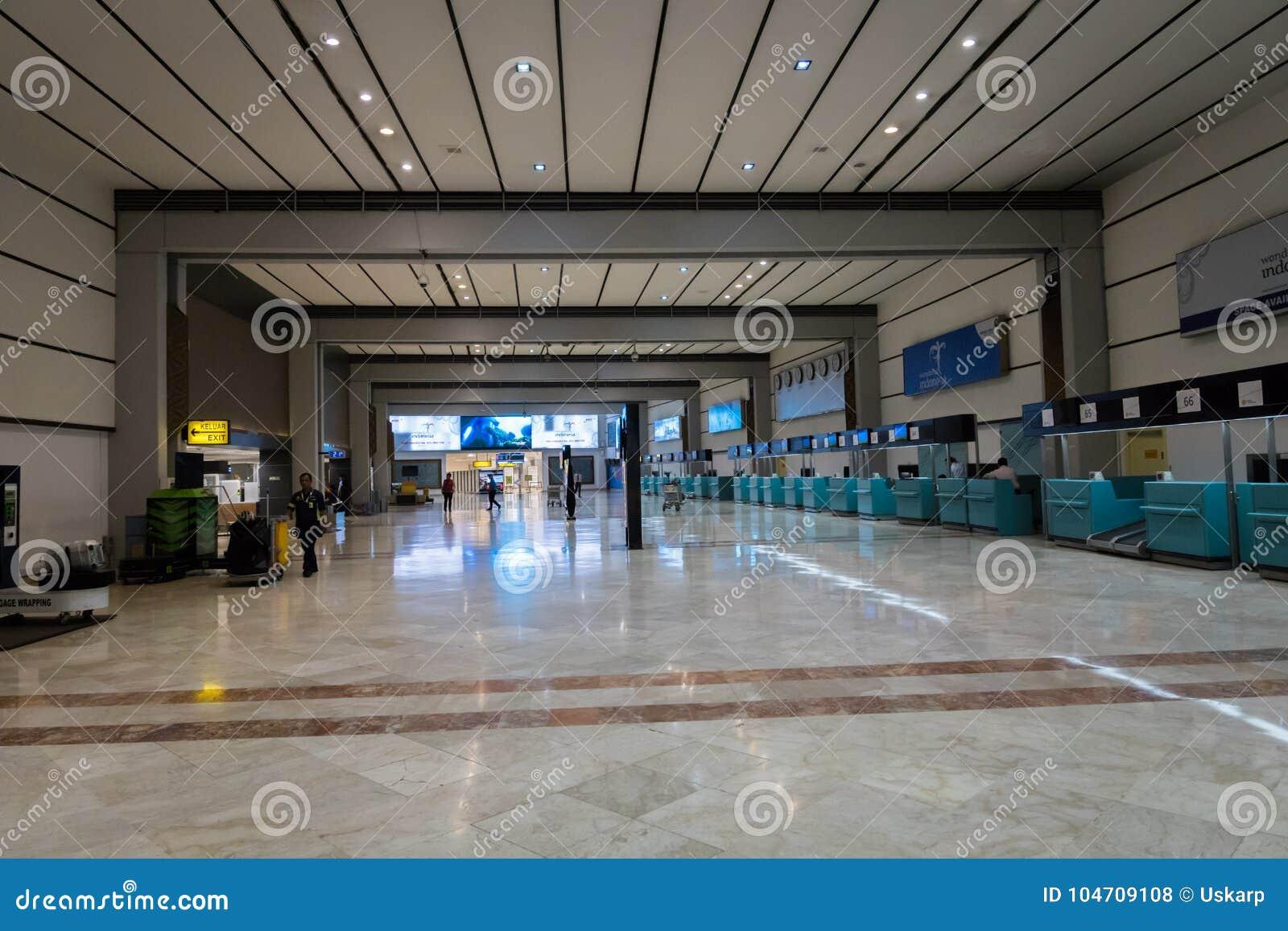 Jakarta Soekarno-Hatta International Airport Terminal 2