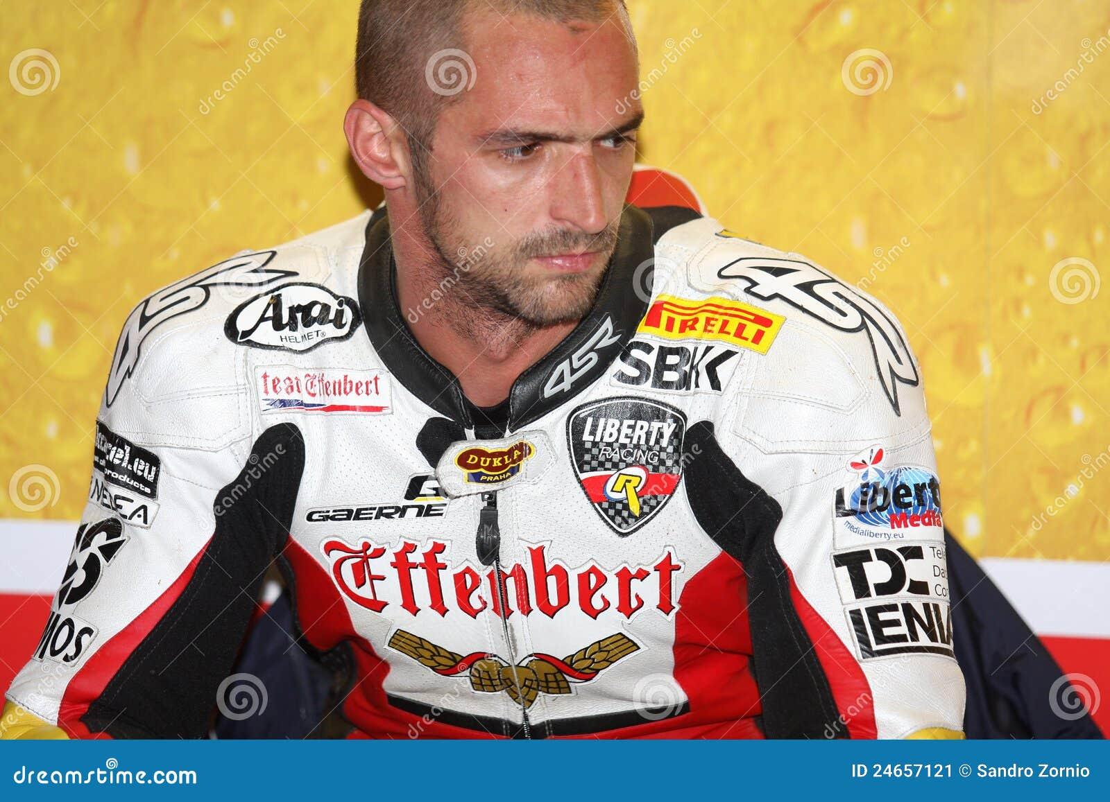 Jakub Smrz - Ducati 1098R - Team la libertà di Effenbert