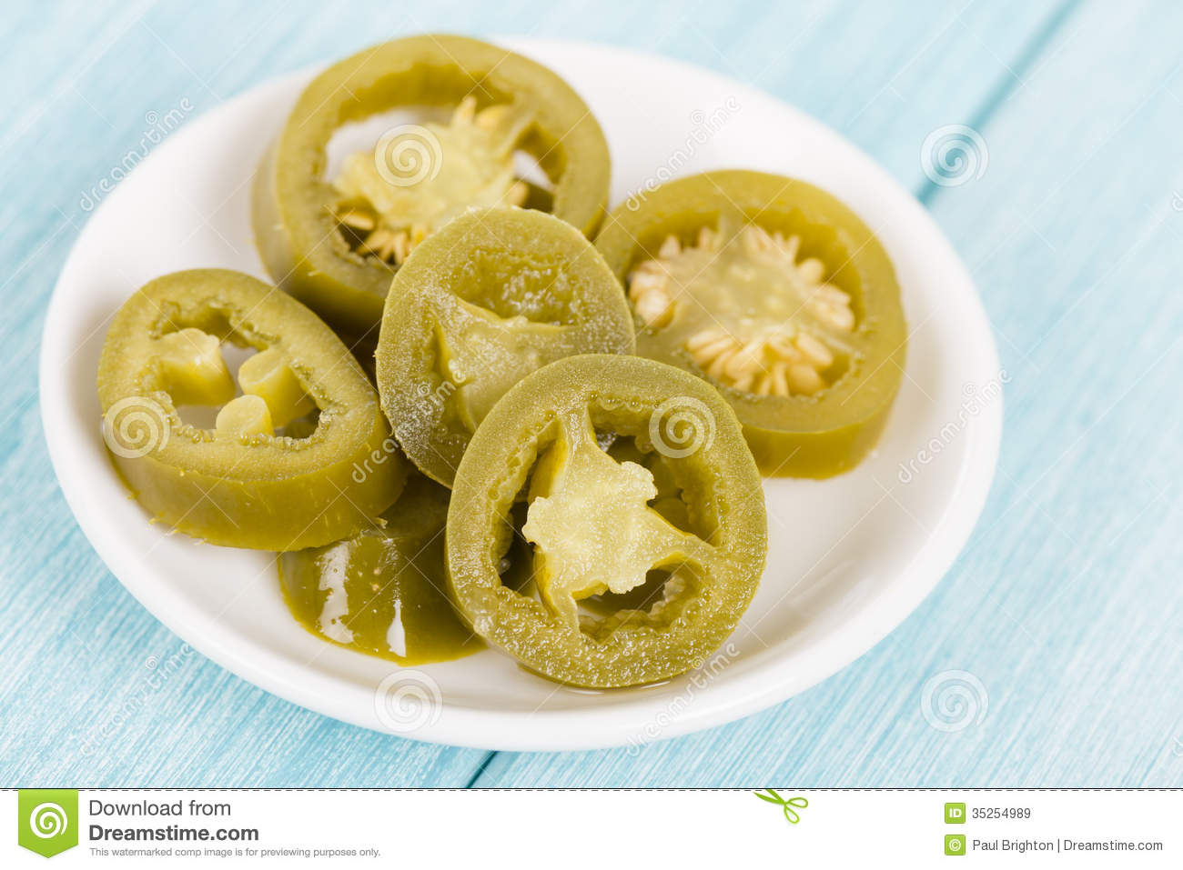 Jalapenos Royalty Free Stock Images - Image: 35254989