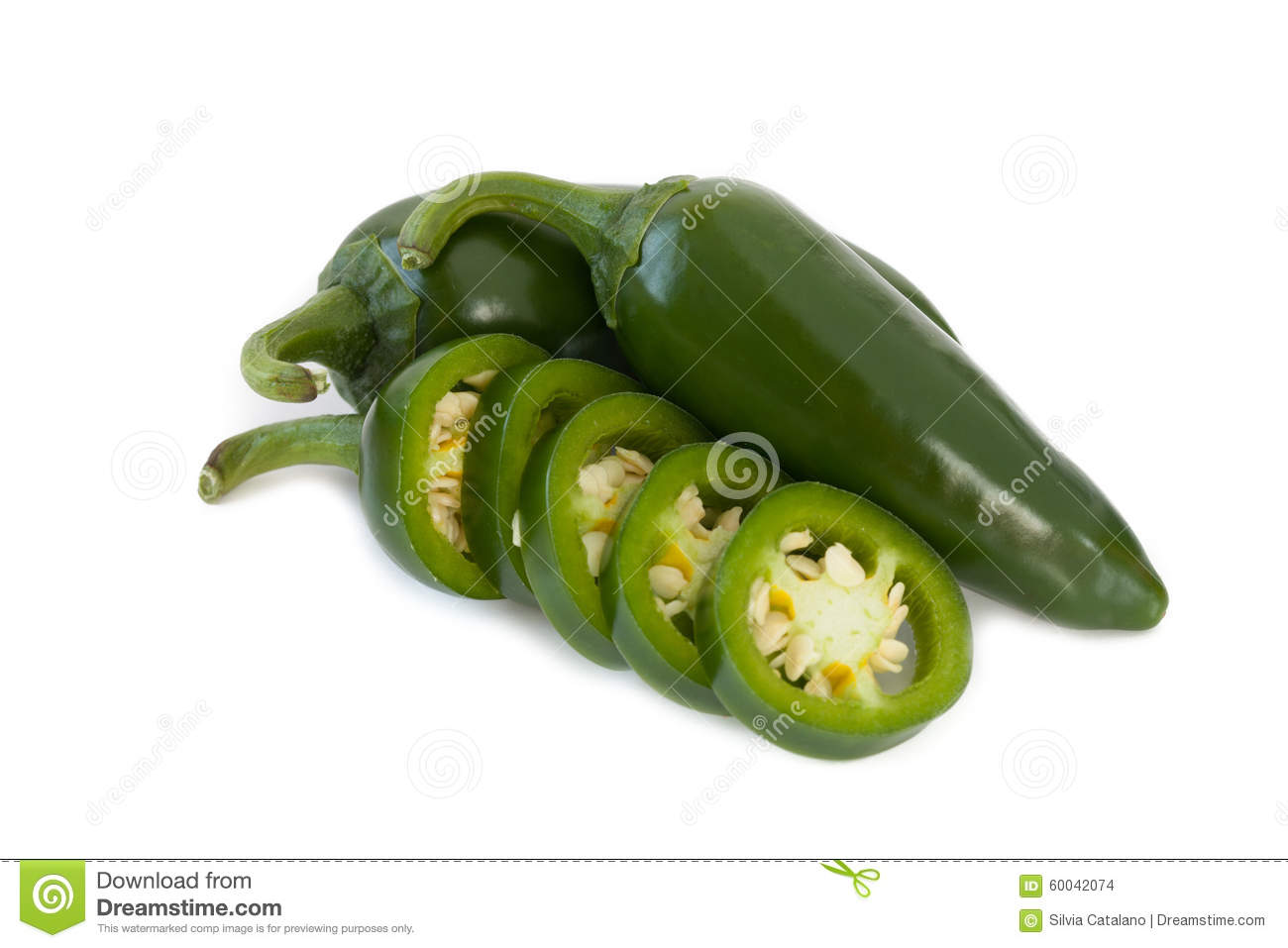how to cut jalapenos for chili